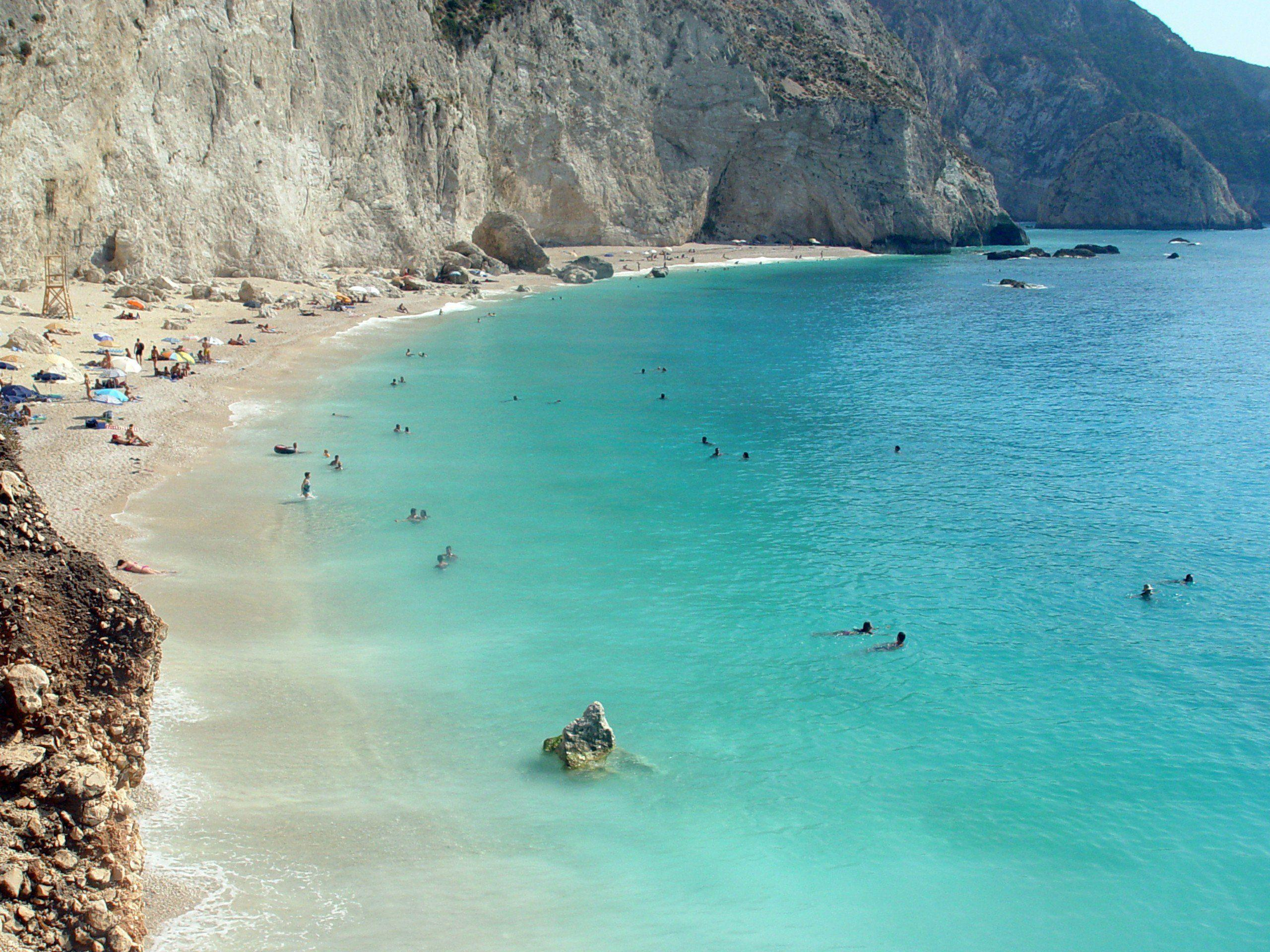 porto katsiki lefkada greece wallpapers and backgrounds