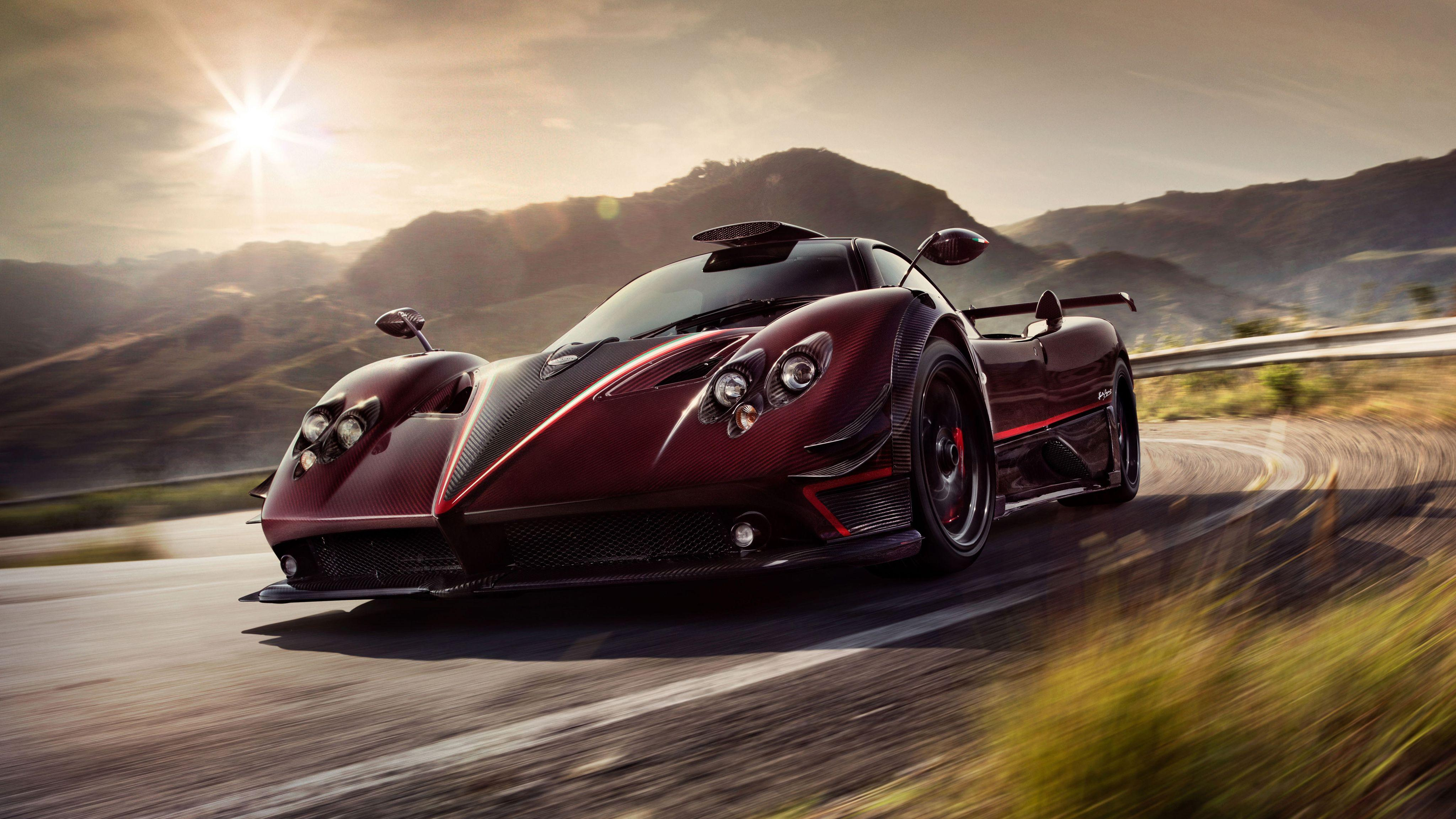 2017 Pagani Zonda Fantasma Evo 2 Wallpapers