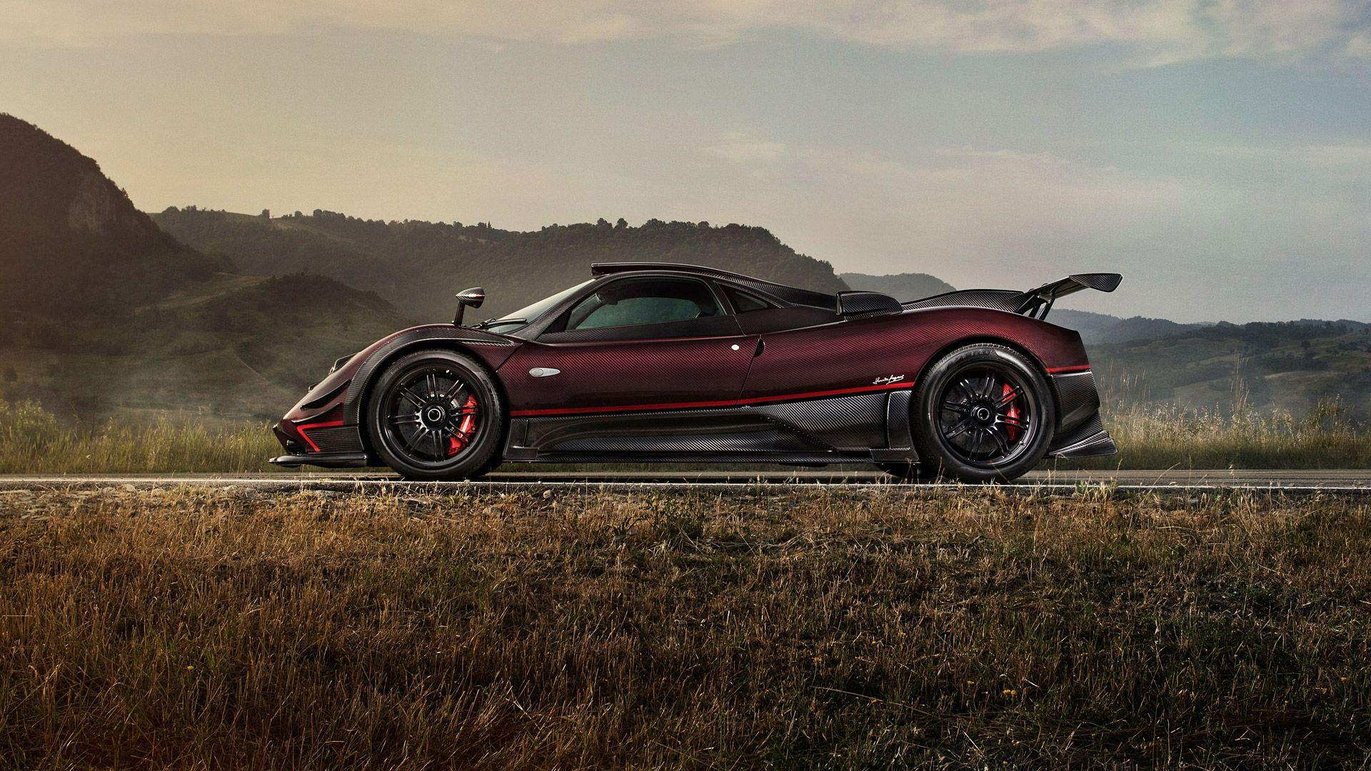 Pagani Zonda Wallpapers 9