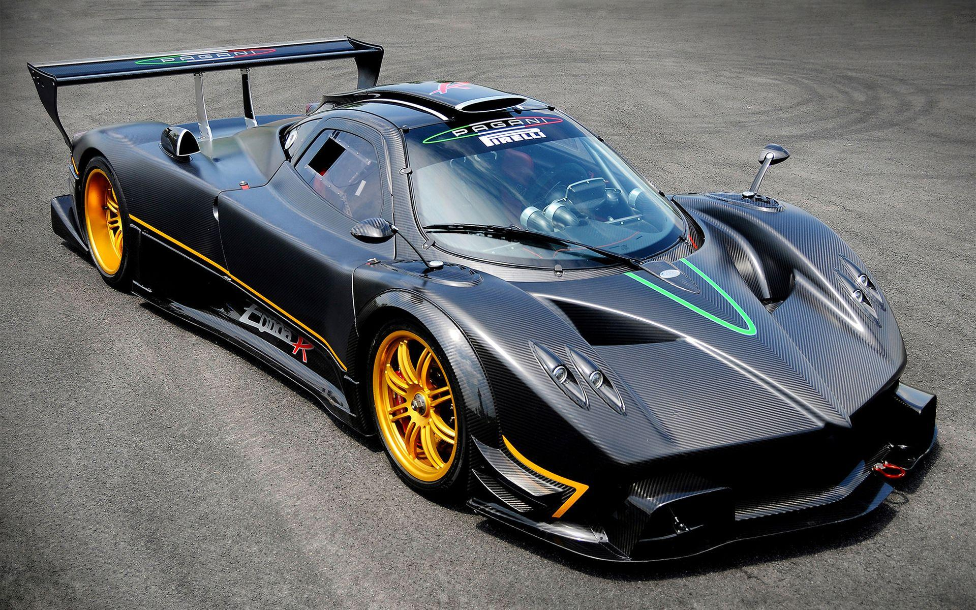 Pagani Zonda R Wallpapers 9