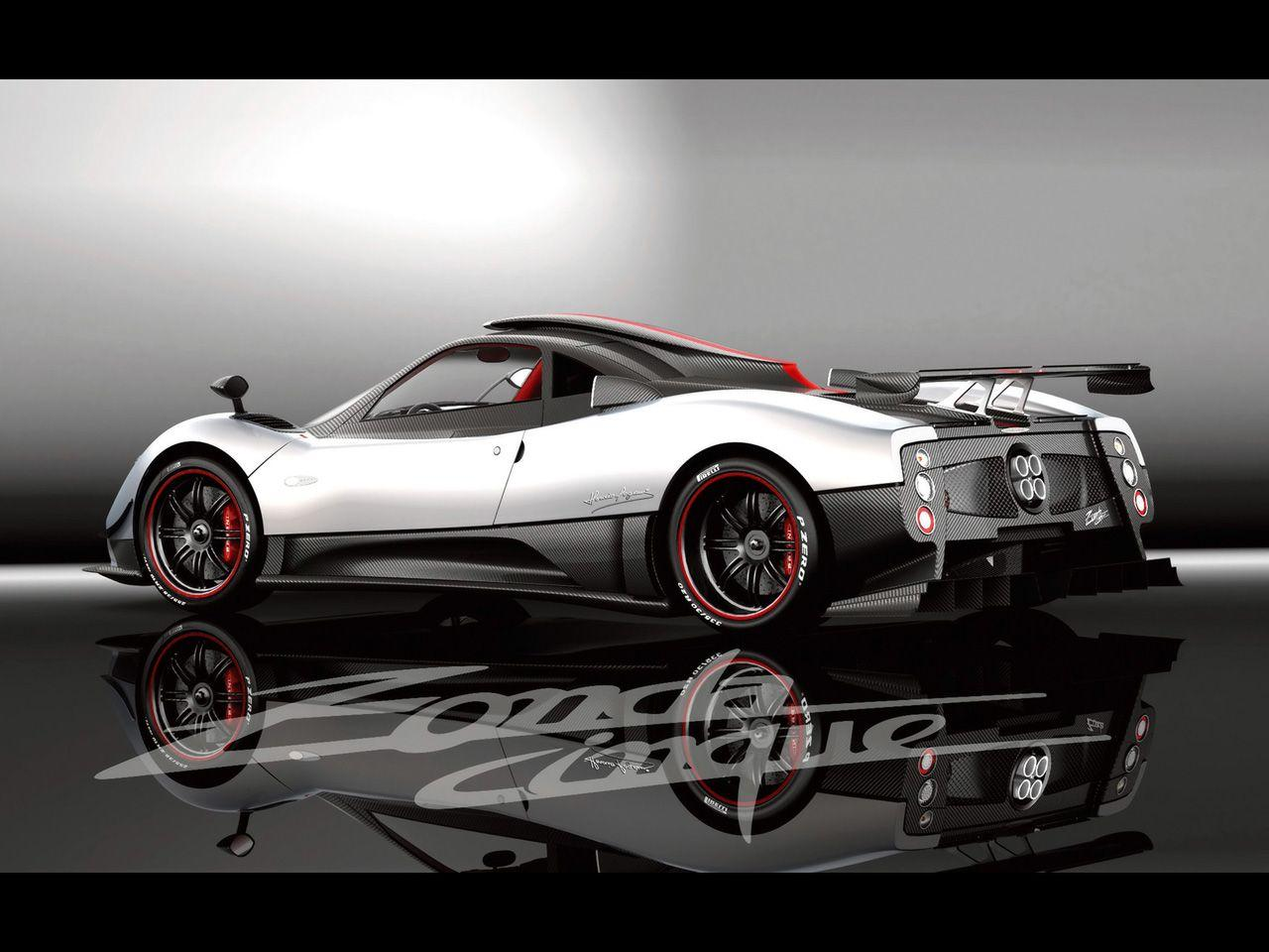 Pagani Zonda Cinque Wallpapers by Cars