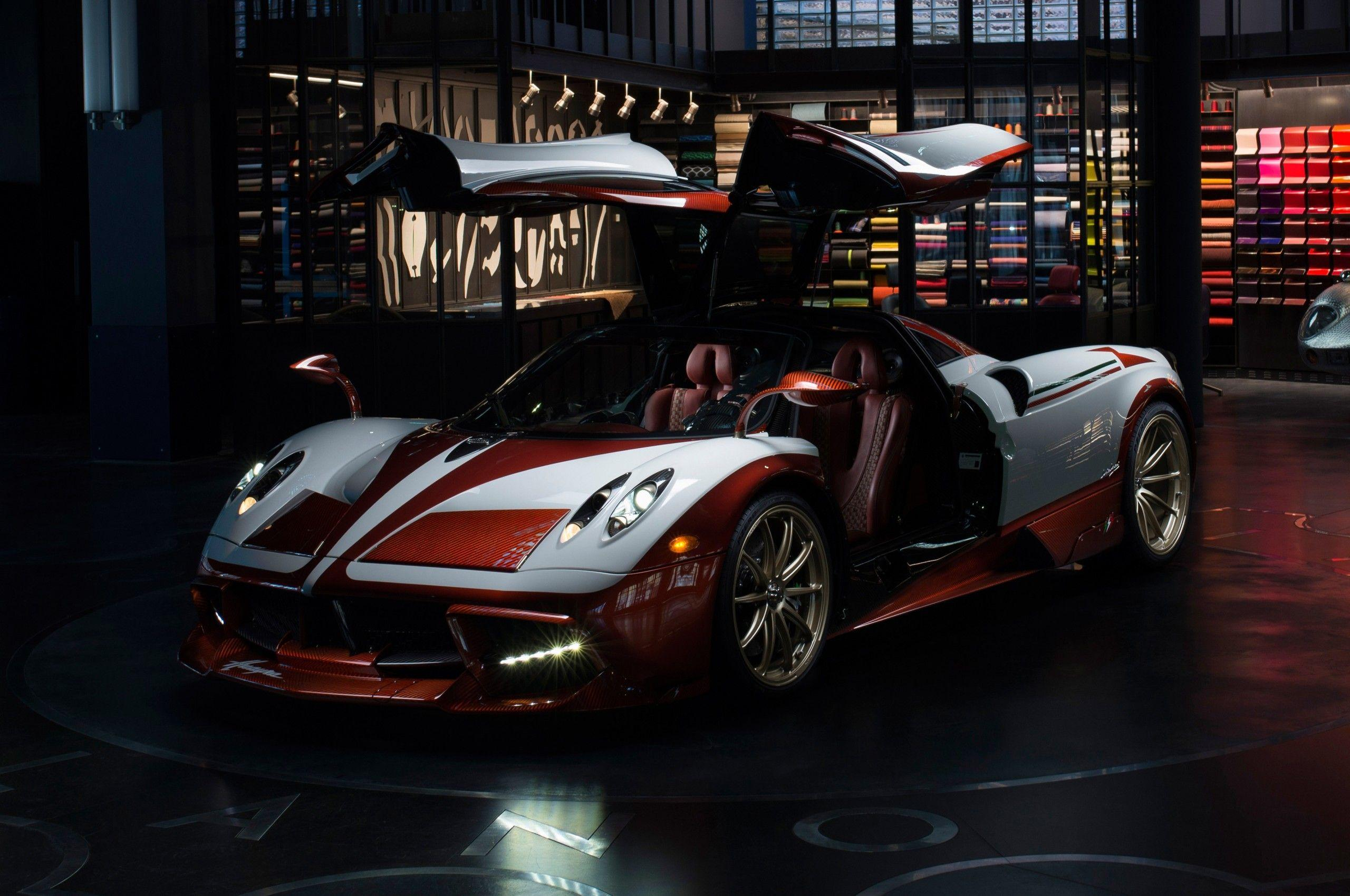 Download 2560x1700 Pagani Huayra 2018, Supercar, Cars Wallpapers for