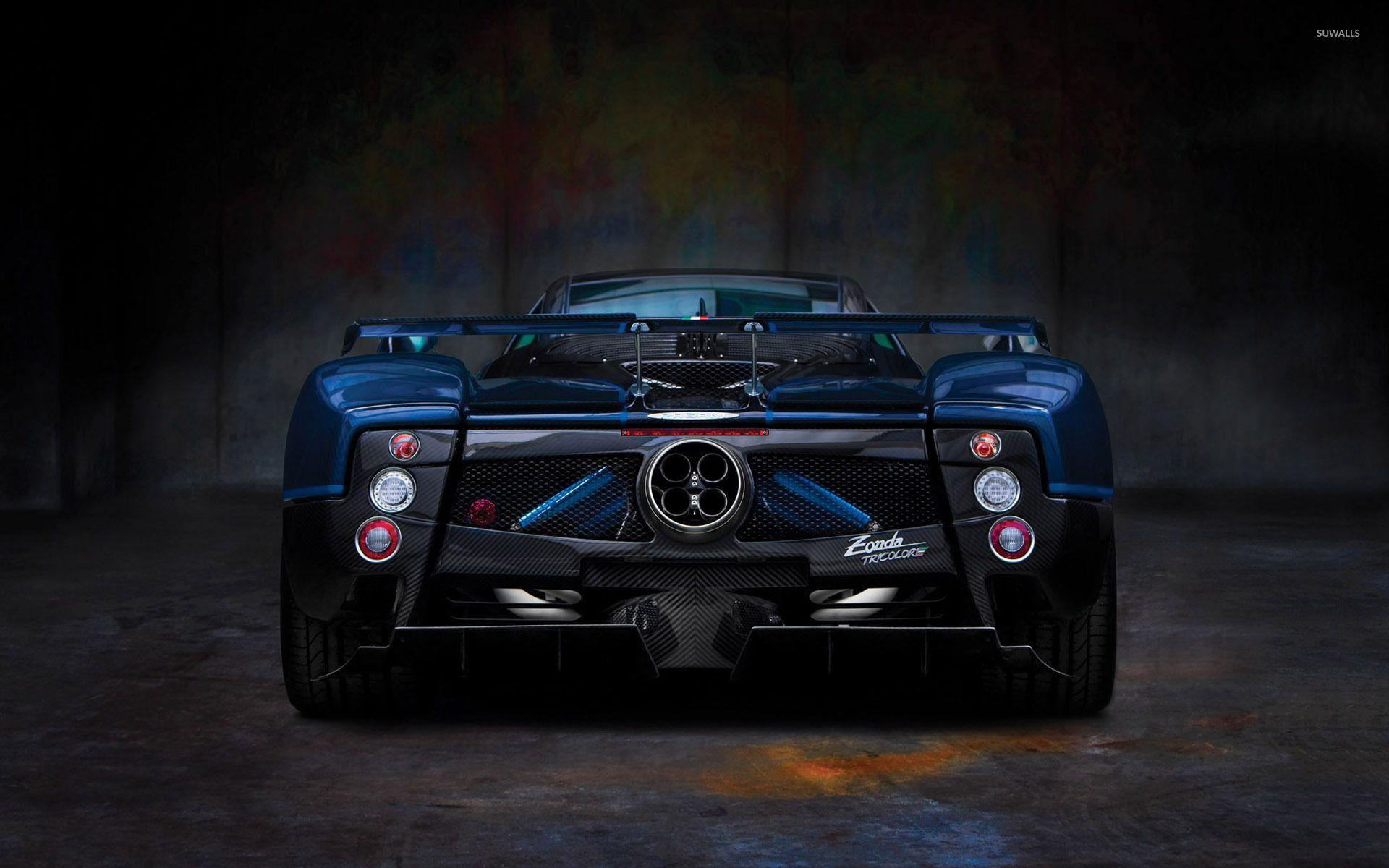 Pagani Zonda Wallpapers PC