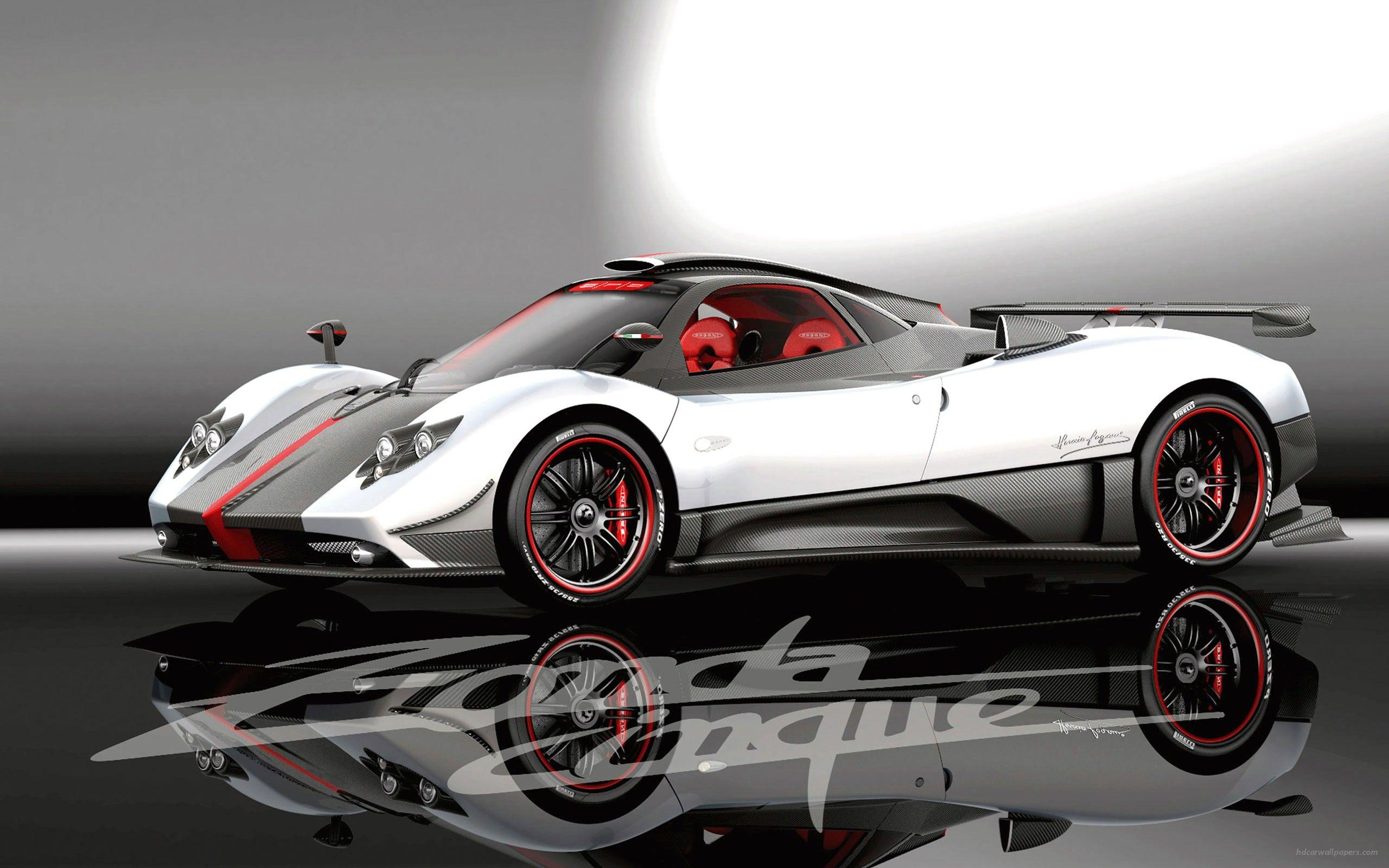 Pagani Zonda Wallpapers 7