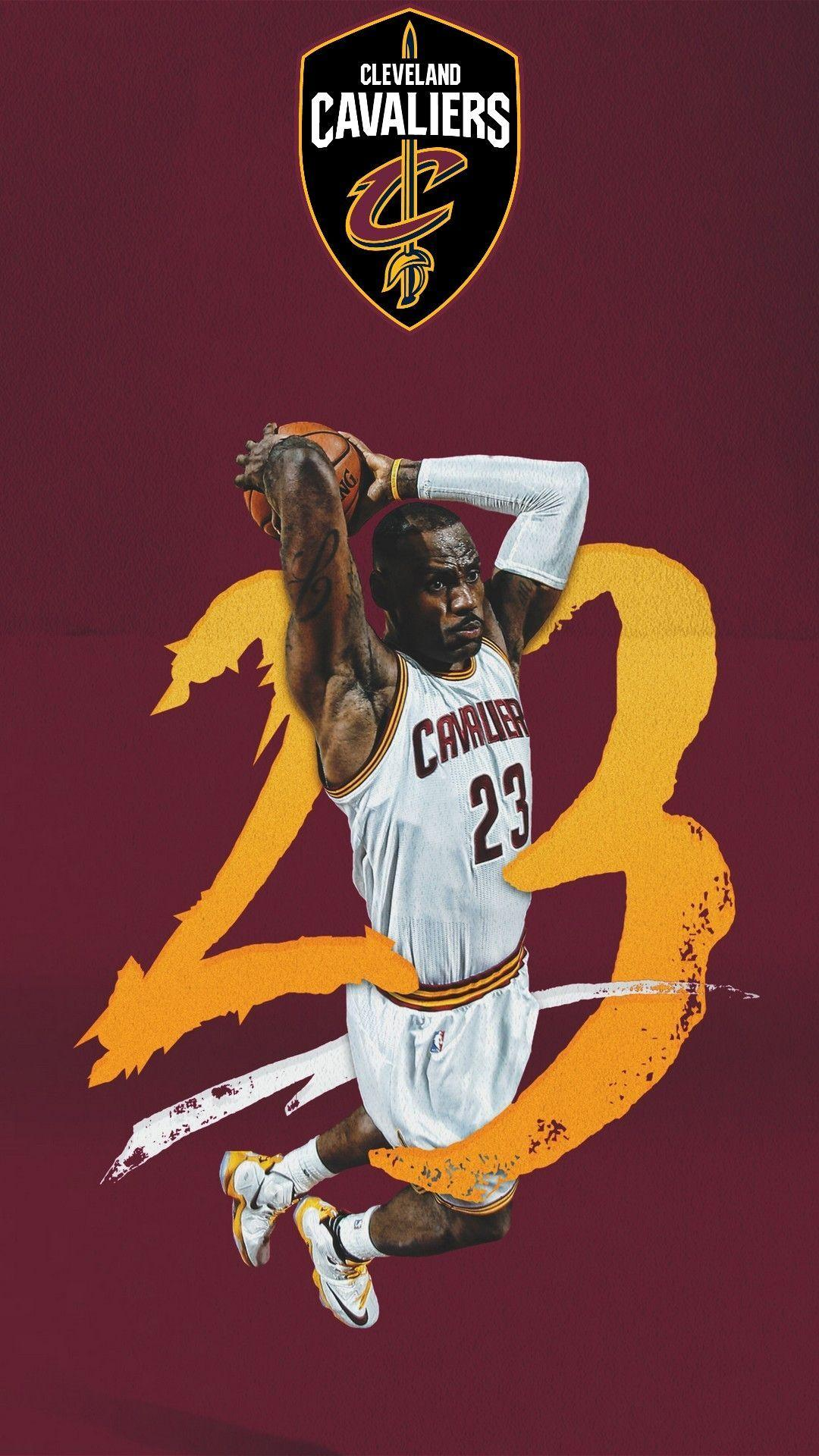 Lebron James Mobile Wallpapers Wallpaper Cave