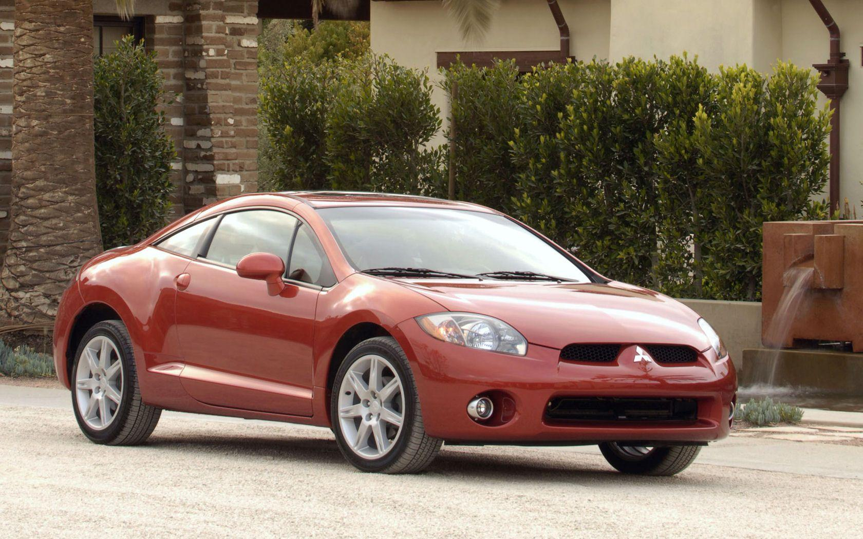 Mitsubishi Eclipse Coupe, Spyder, Convertible - Free Widescreen ...