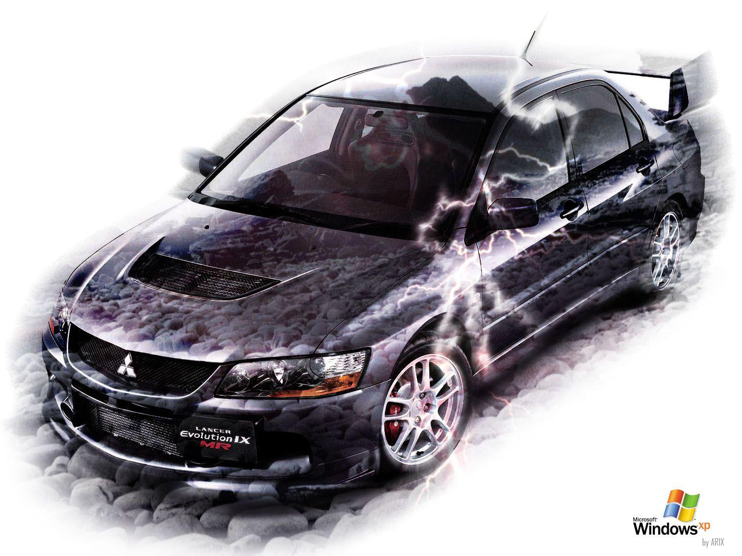 Mitsubishi lancer evolution wallpaper | Free wallpapers of the most ...