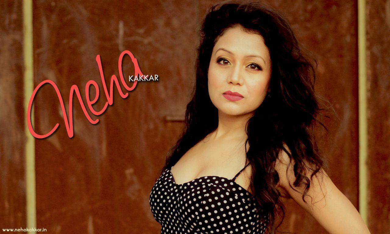 Neha Kakkar funny wallpapers
