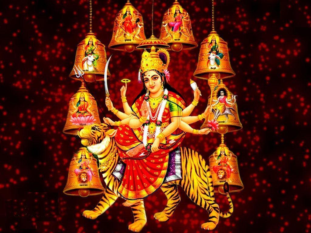 Maa Durga Wallpapers Wallpaper Cave