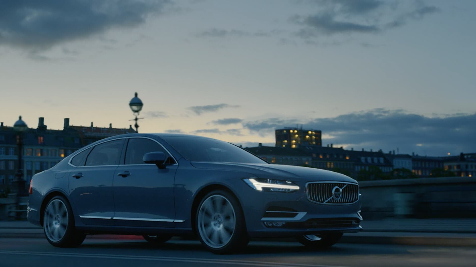 Volvo S90 HD Wallpapers