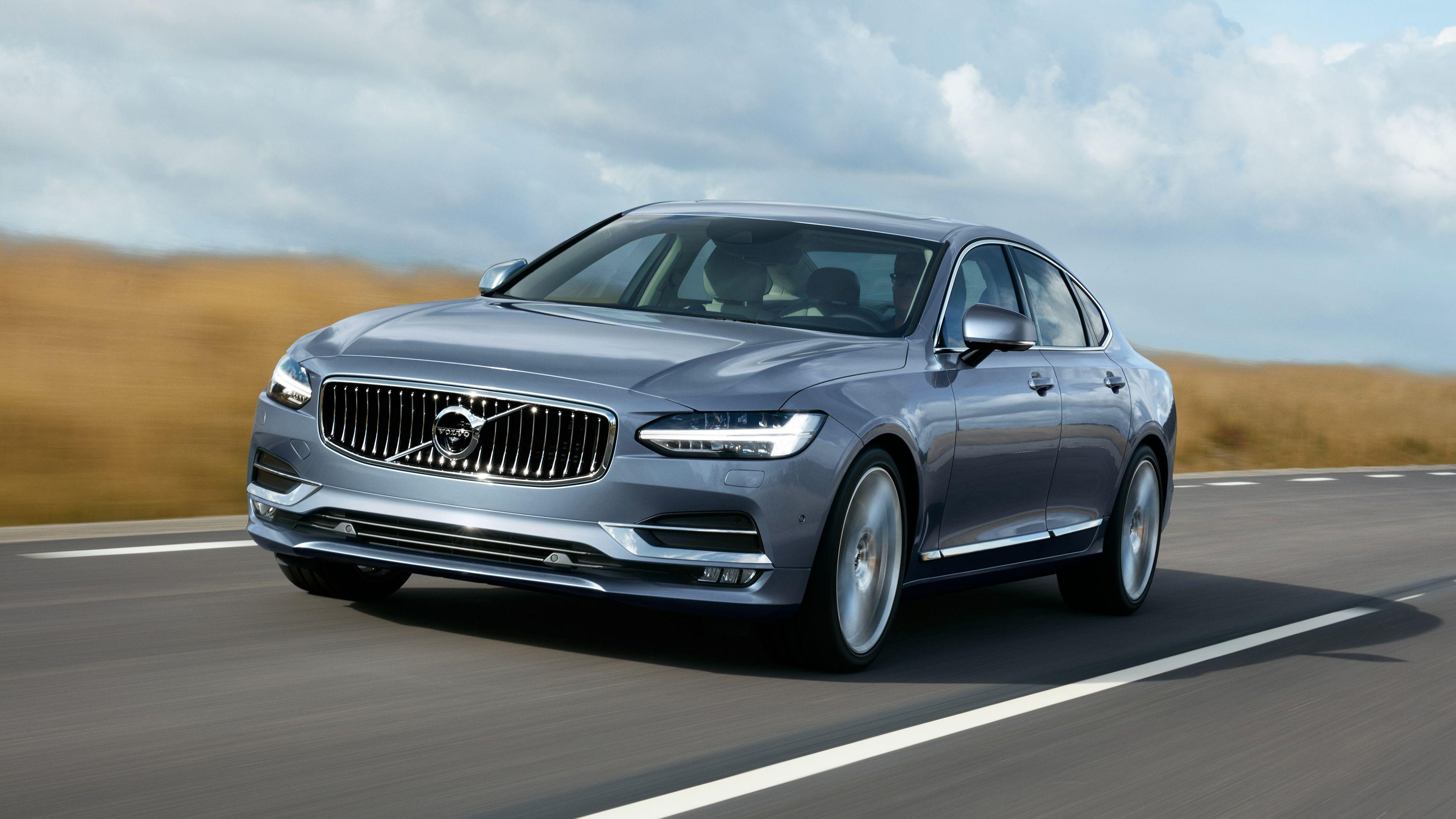 2017 Volvo S90 Wallpaper | HD Car Wallpapers | ID #6767