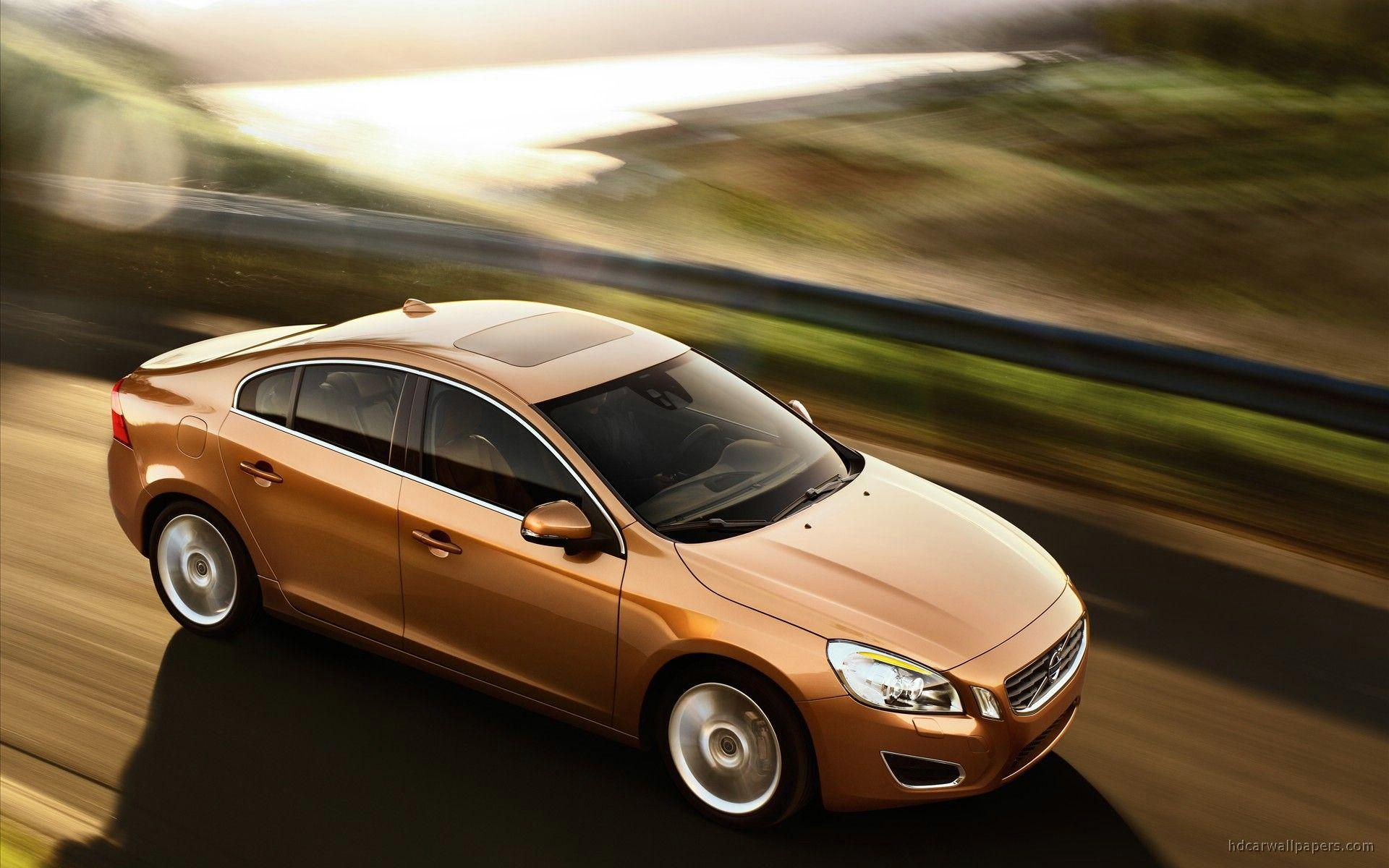2011 Volvo S60 2 Wallpaper | HD Car Wallpapers | ID #1392