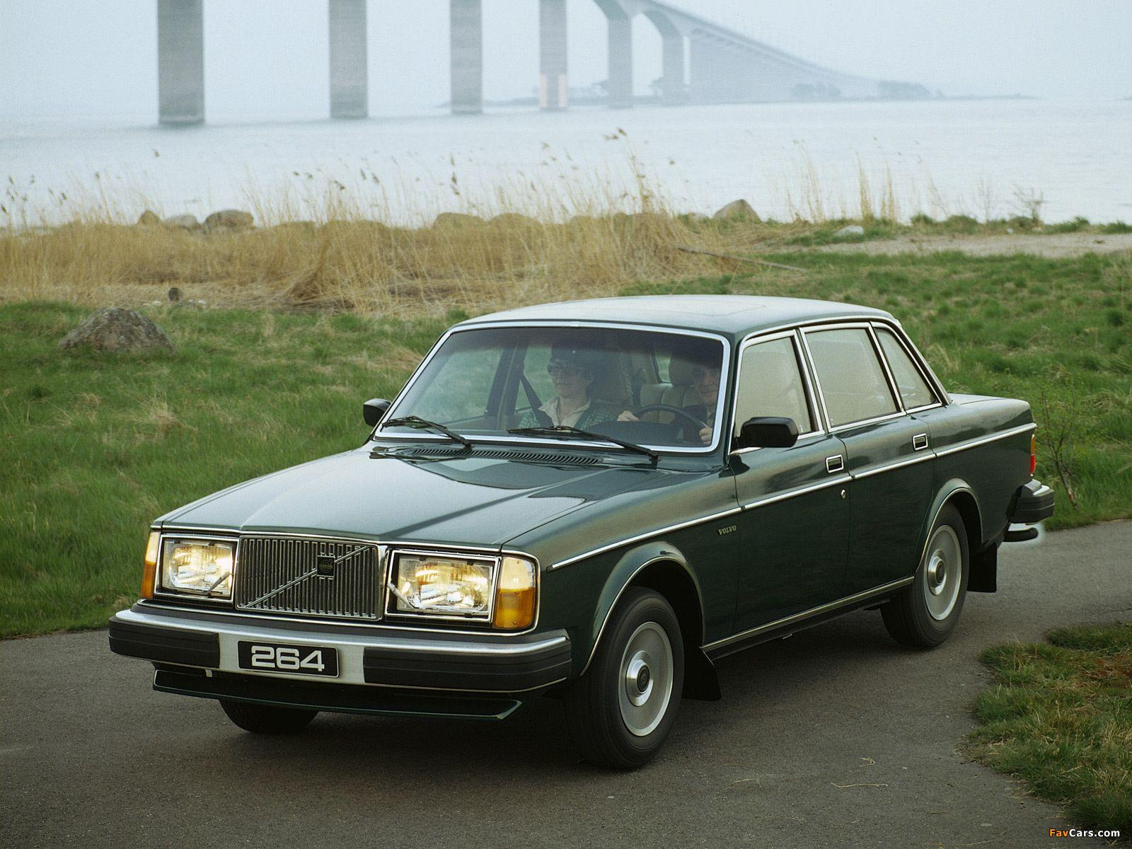 Volvo 264 GLE 1980–82 wallpapers (1600x1200)