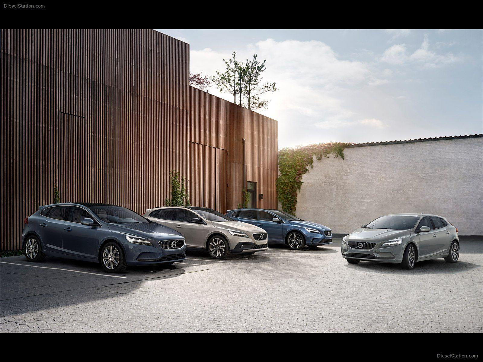 Volvo V40 Cross Country 2017 Exotic Car Wallpapers #02 of 8 : Diesel ...