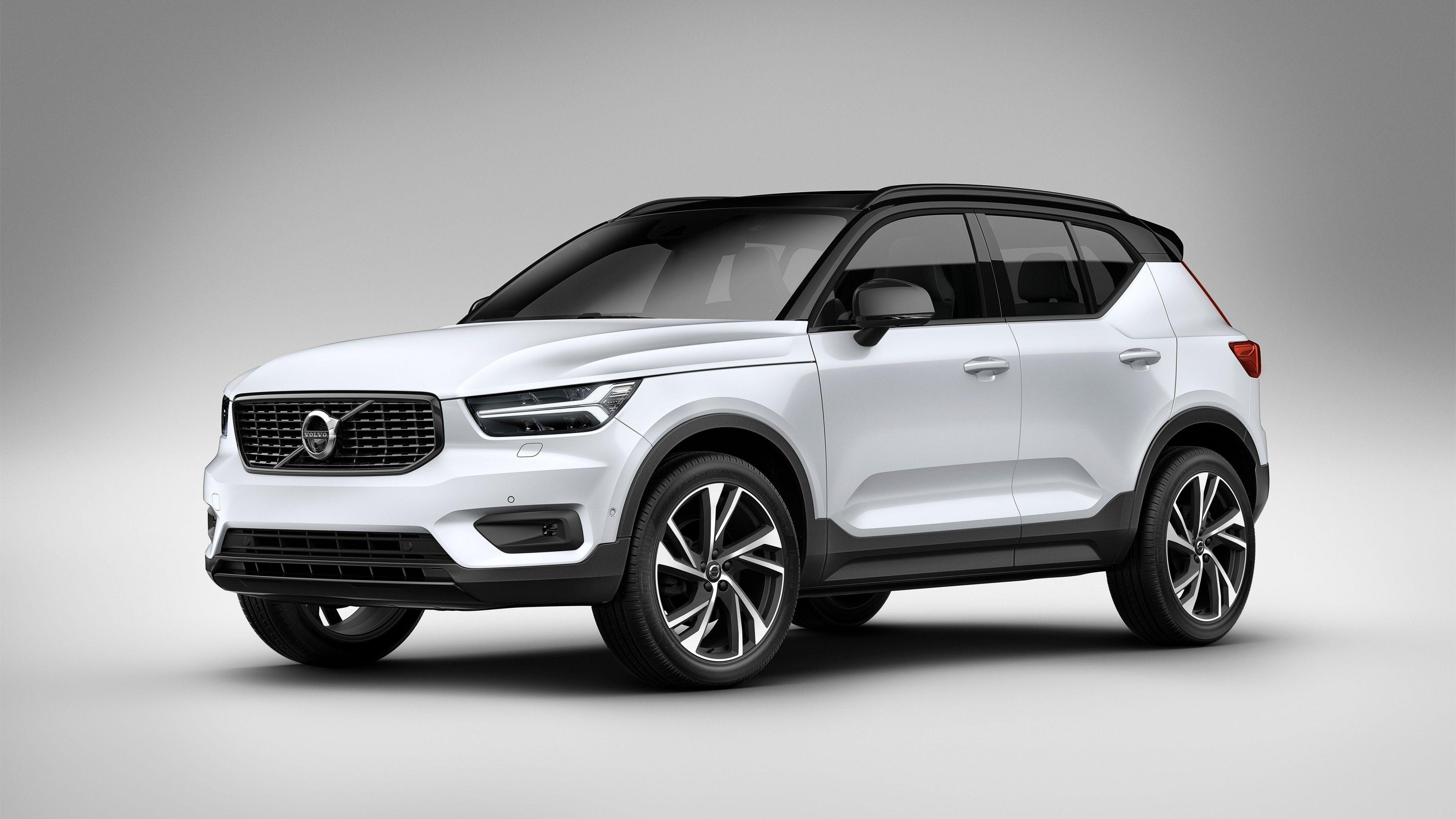Wallpapers Volvo XC40, 2018 Cars, 4k, Cars & Bikes