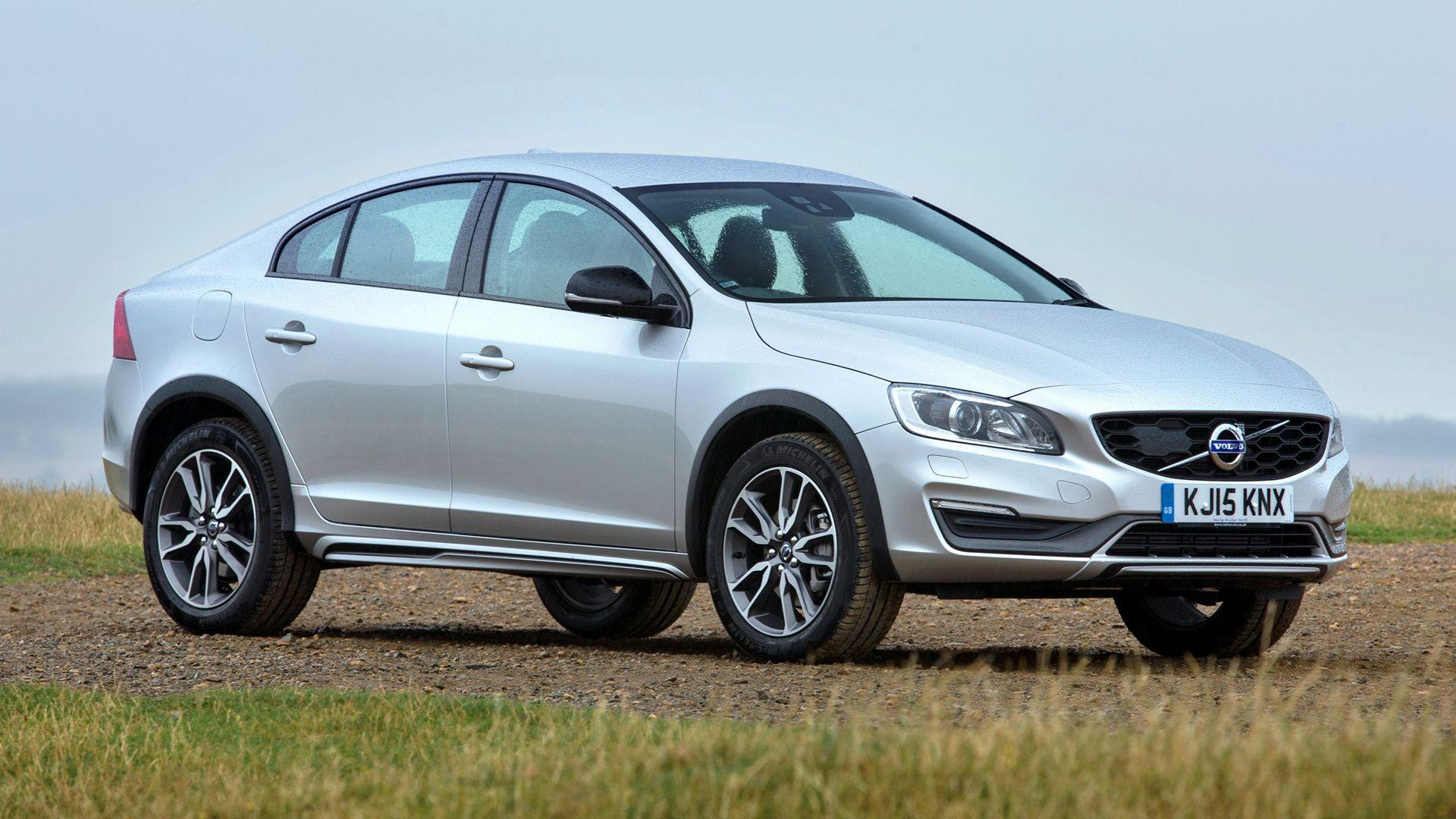 Volvo S60 Cross Country (2015) UK Wallpapers and HD Images - Car Pixel