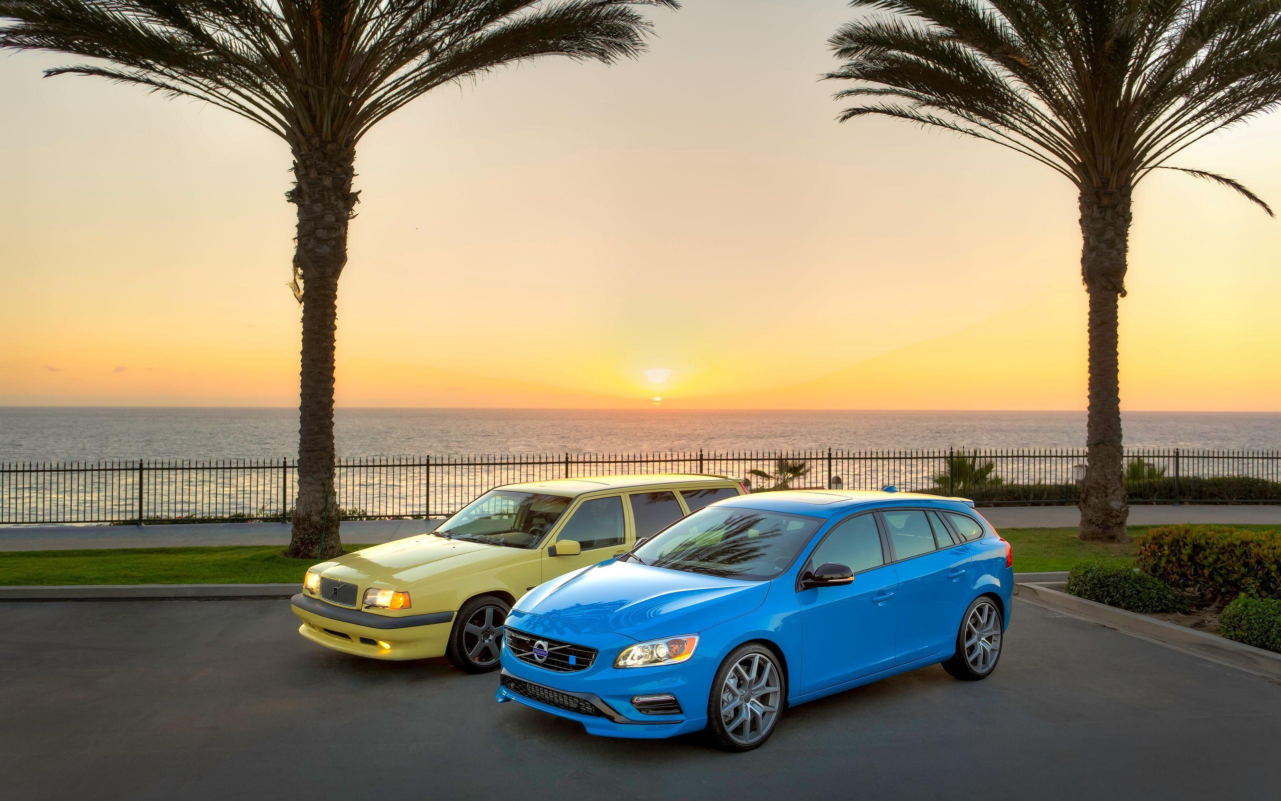 These Incredible 850 T5-R/V60 Polestar Pics Are The Ultimate Volvo ...