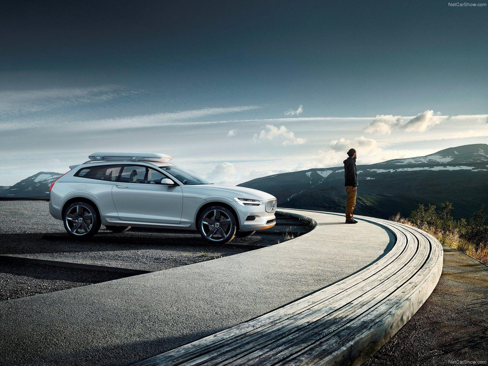 Volvo XC Coupe Concept picture #107142 | Volvo photo gallery ...