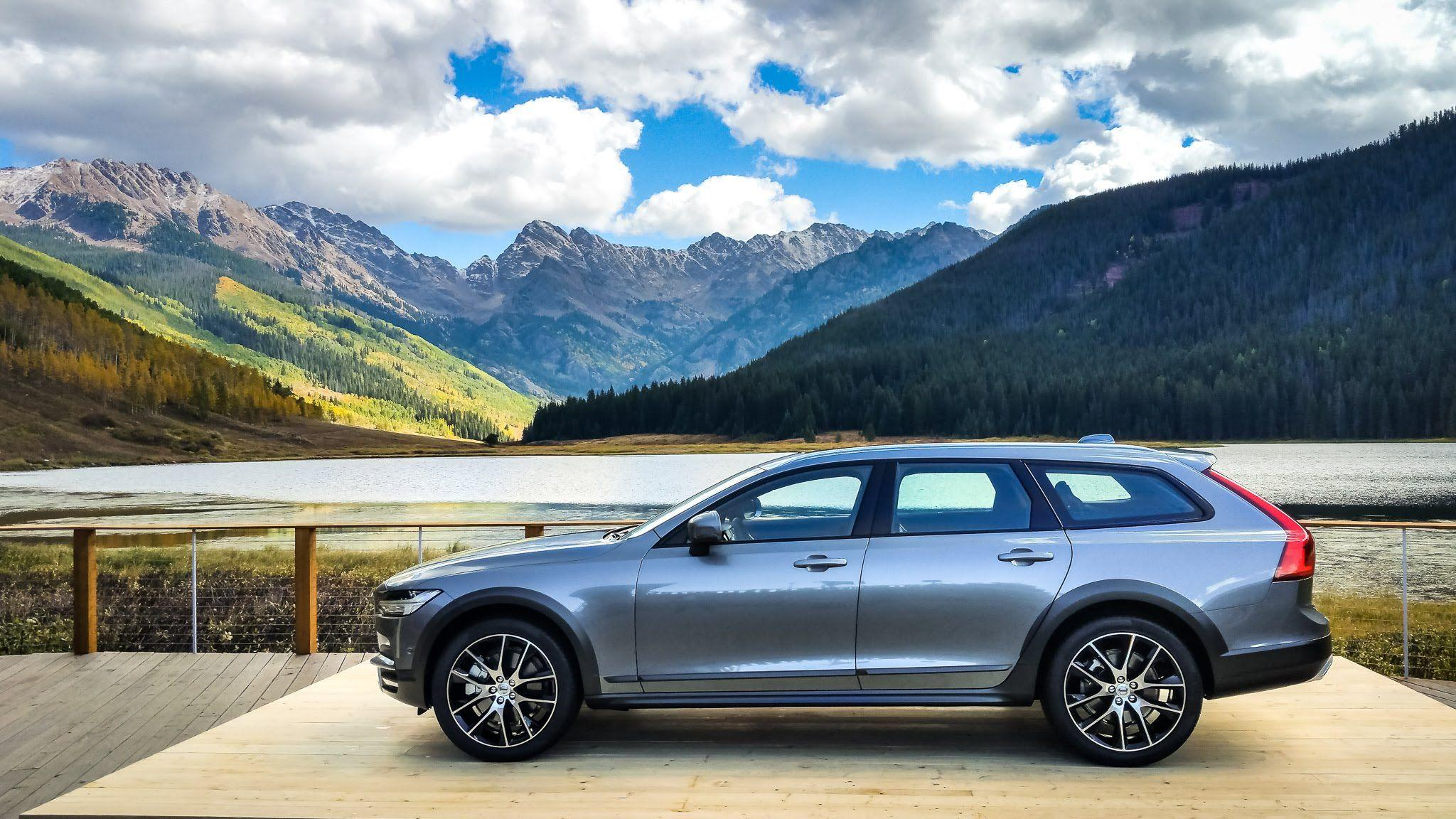 Download New Volvo V90 Cross Country Wallpaper Desktop Background ...