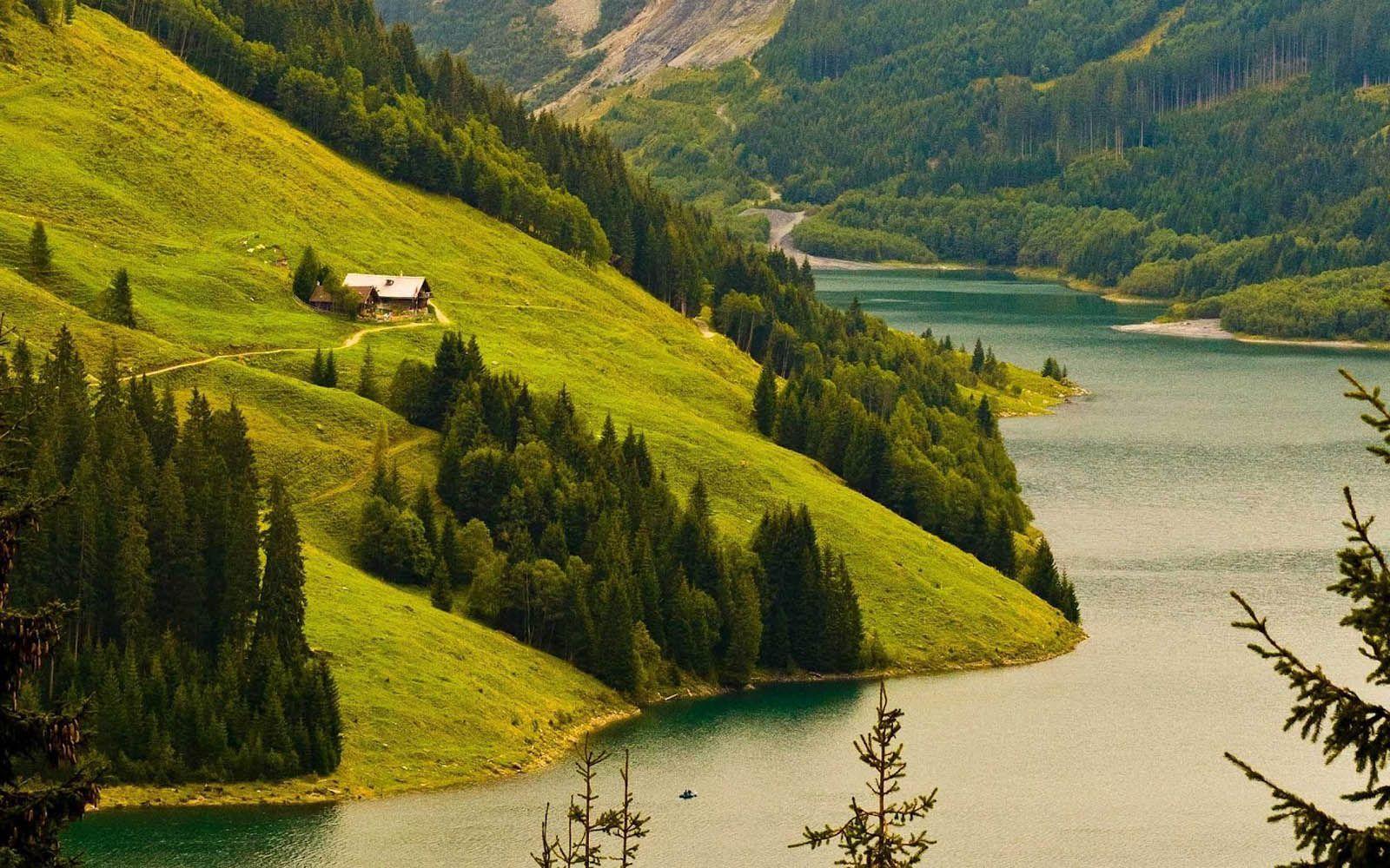 6400 Gambar Keren Pemandangan Alam Gratis Terbaik