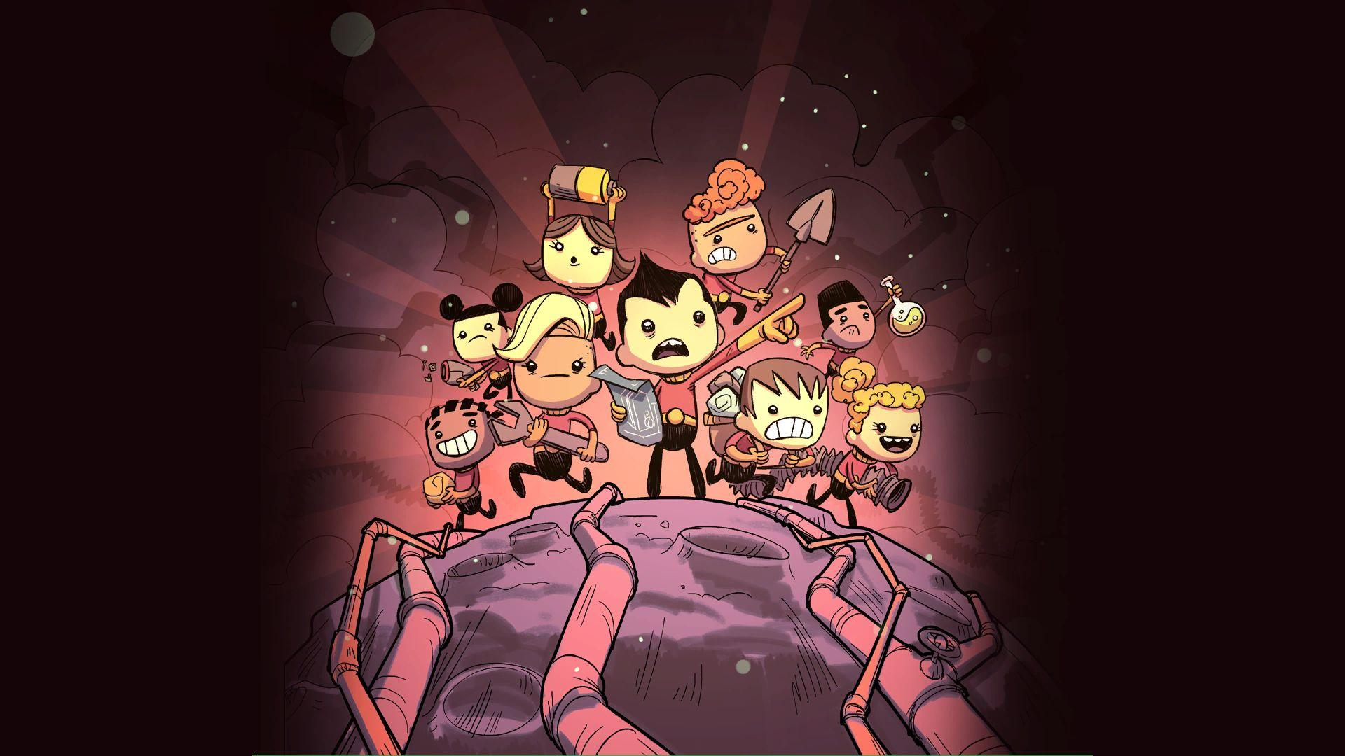 Oxygen Not Included Wallpapers - Wallpaper Cave