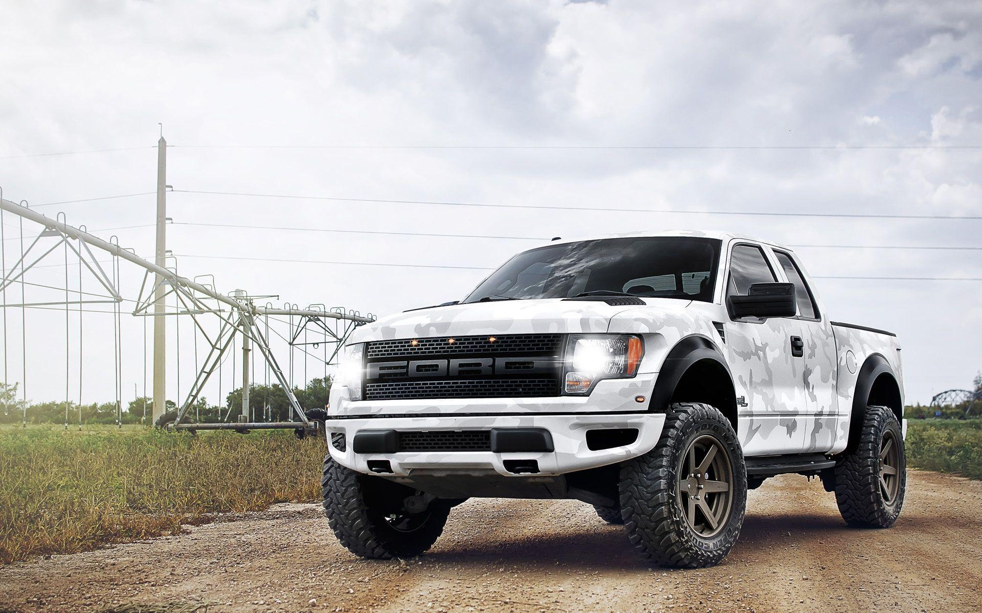Ford Raptor HD Wallpapers | PixelsTalk.Net