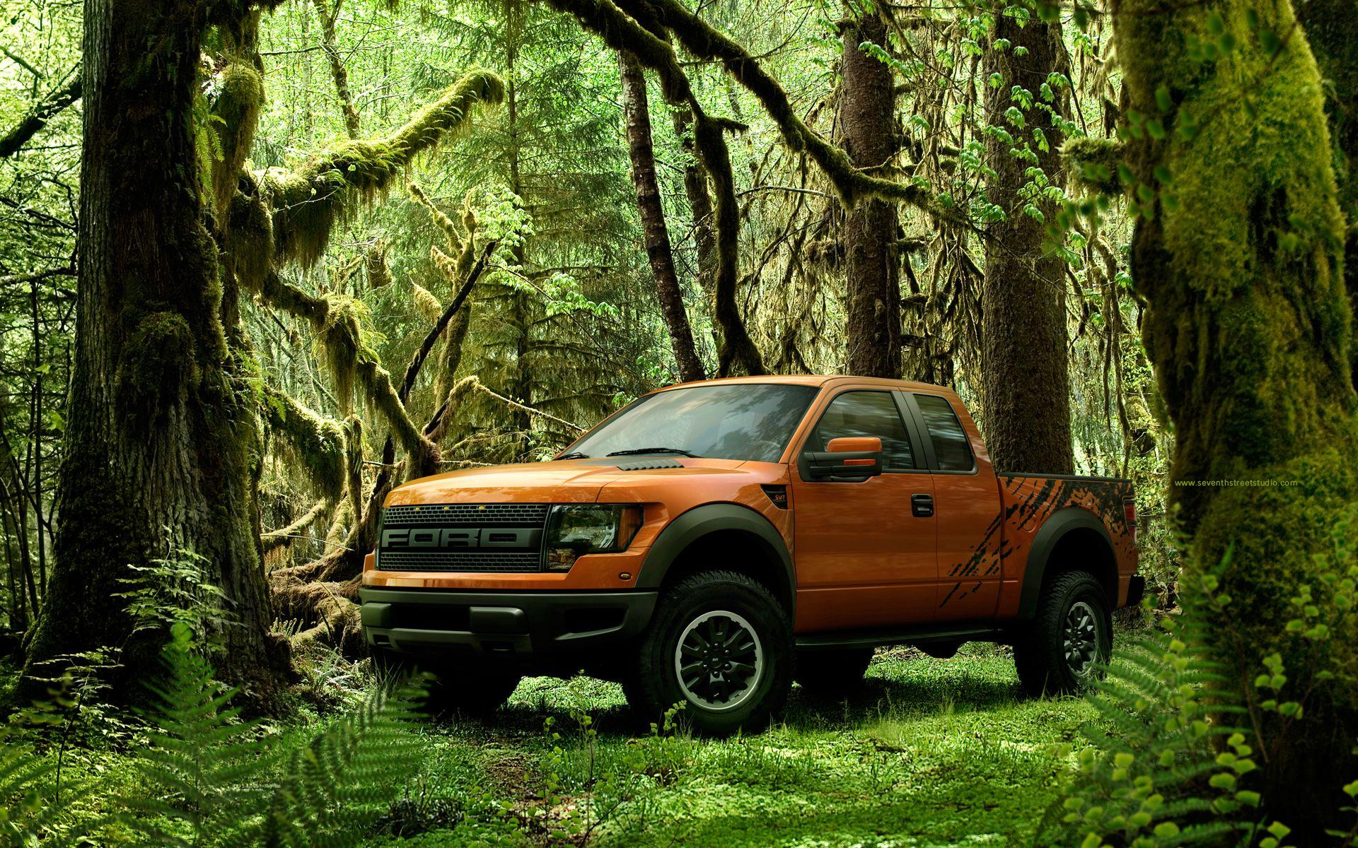Ford Raptor - Wallpaper, High Definition, High Quality, Widescreen
