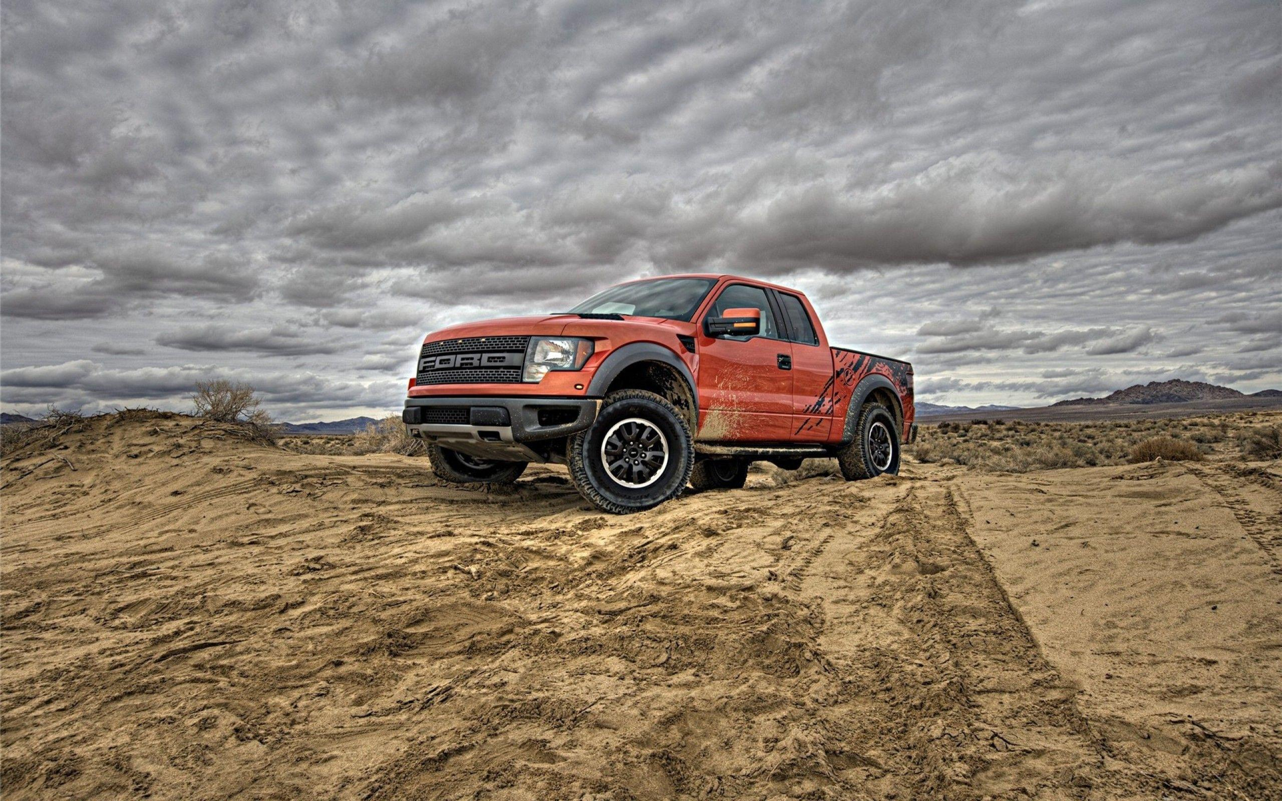 Ford F-150 SVT Raptor R HD Wallpaper | Background Image | 2560x1600 ...