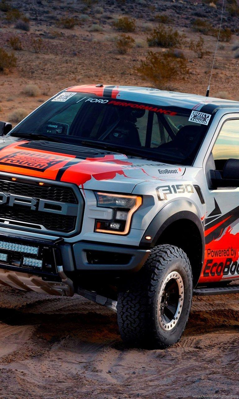 2017 Ford F 150 Raptor Race Truck Wallpapers HD. Free Desktop ...