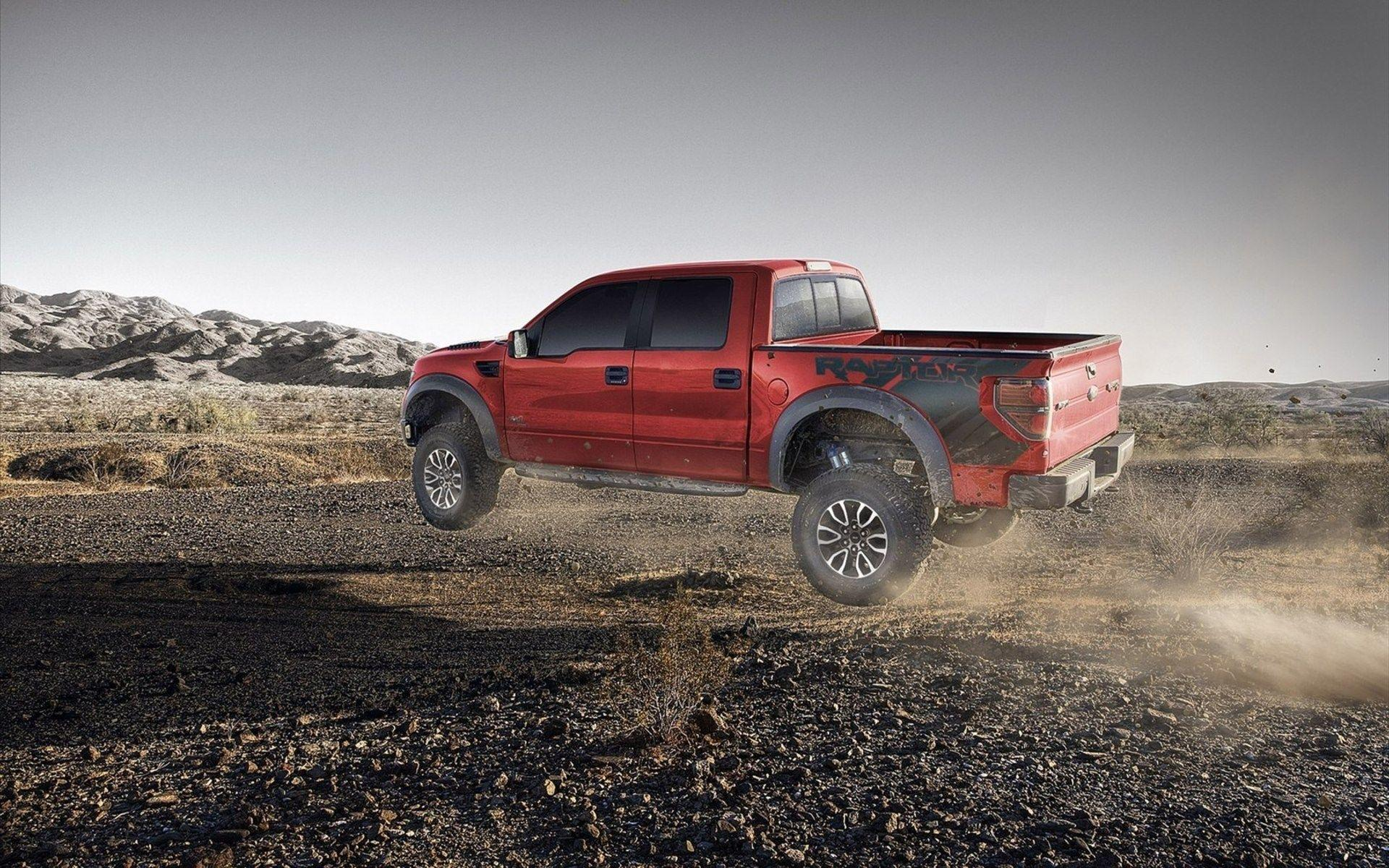 1920x1200 desktop wallpaper for ford raptor