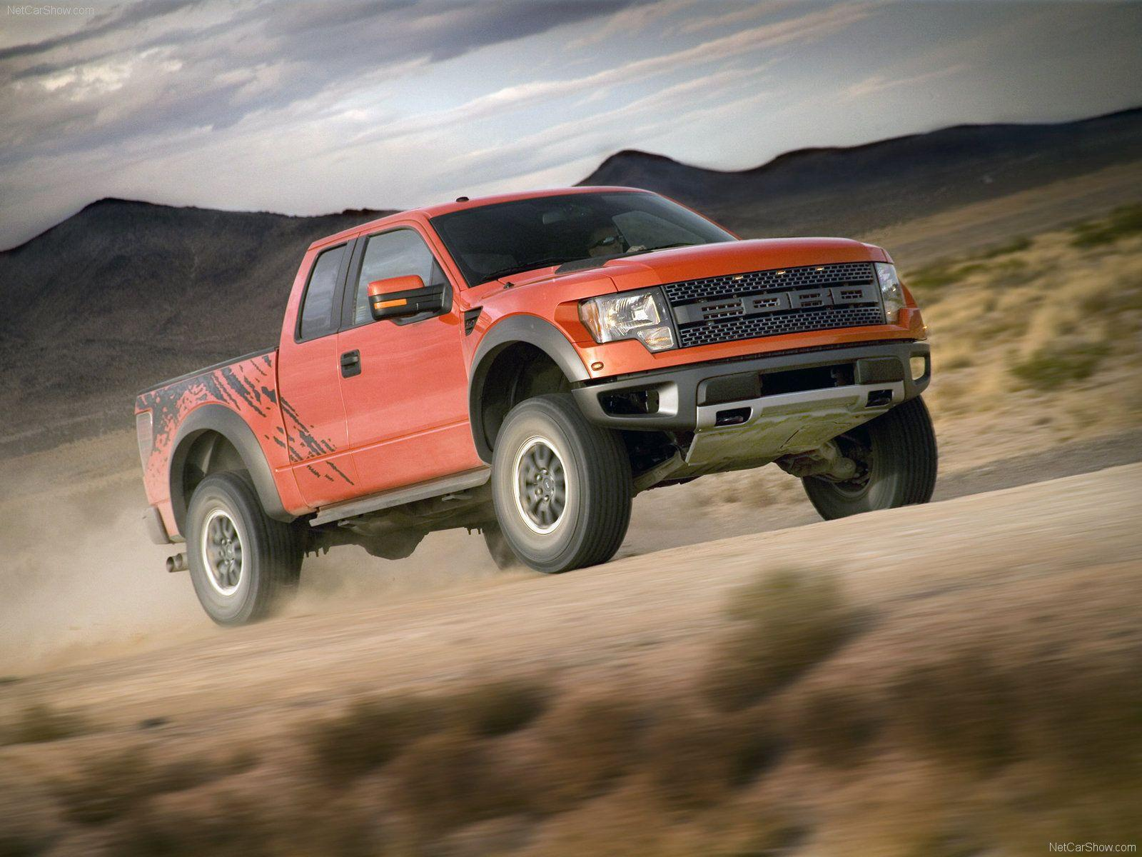 My perfect Ford F-150 SVT Raptor SuperCab. 3DTuning - probably the ...