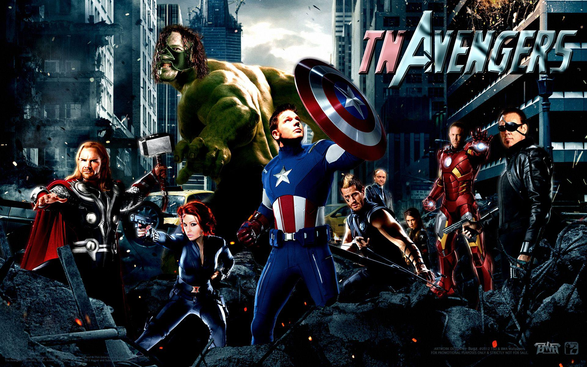 The Avengers Wallpapers 14