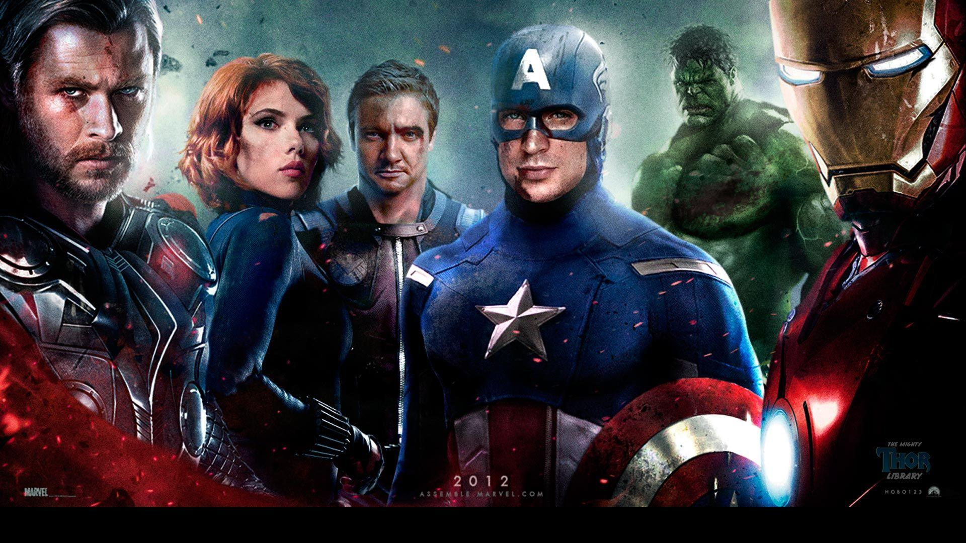 The Avengers Wallpapers 5