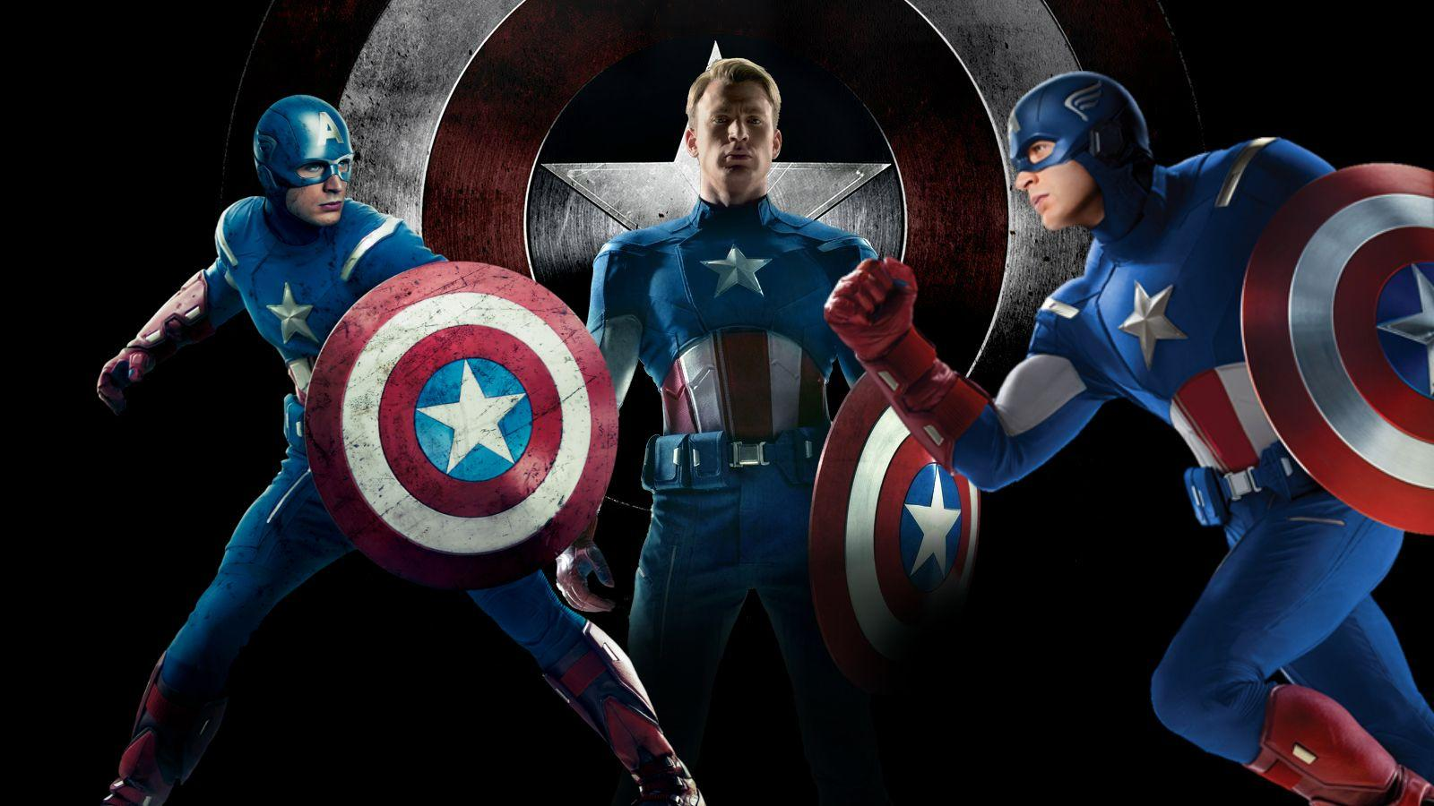 The Avengers Captain America Wallpapers HD