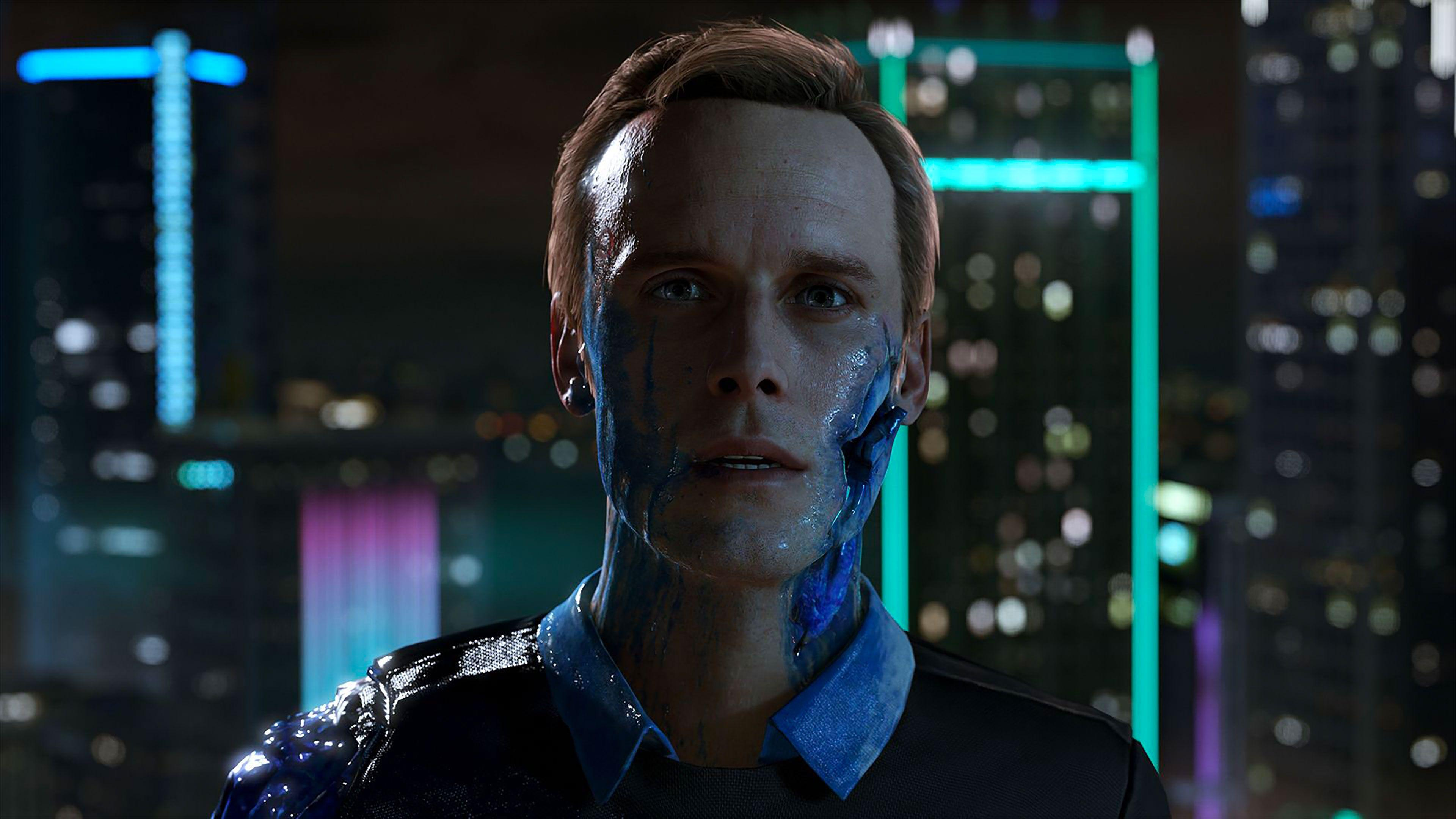 Detroit: Become Human Wallpapers in Ultra HD