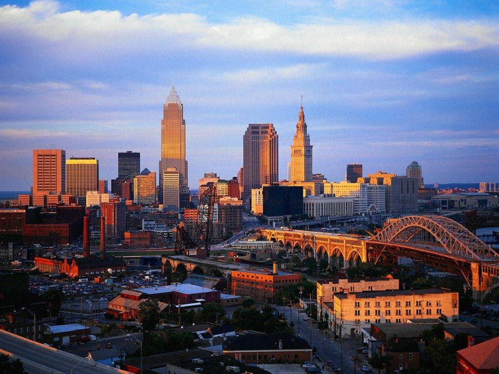 Cleveland HD Wallpaper, Backgrounds Image
