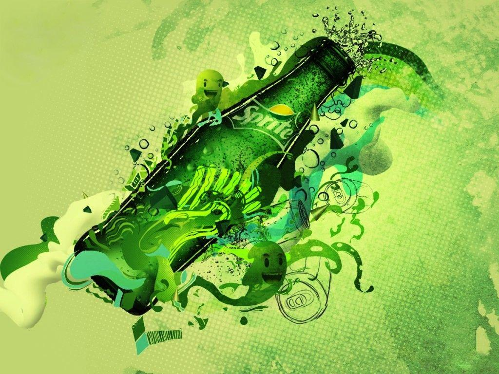 Sprite Wallpaper 7 - Desktop Wallpapers HD Free Backgrounds Desktop ...