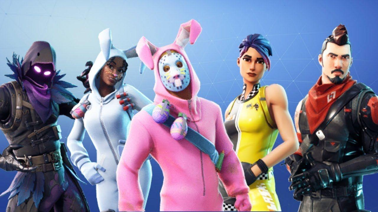 Leaked New Fortnite Outfits! Midnight Ops, Raven, Rabbit Raider
