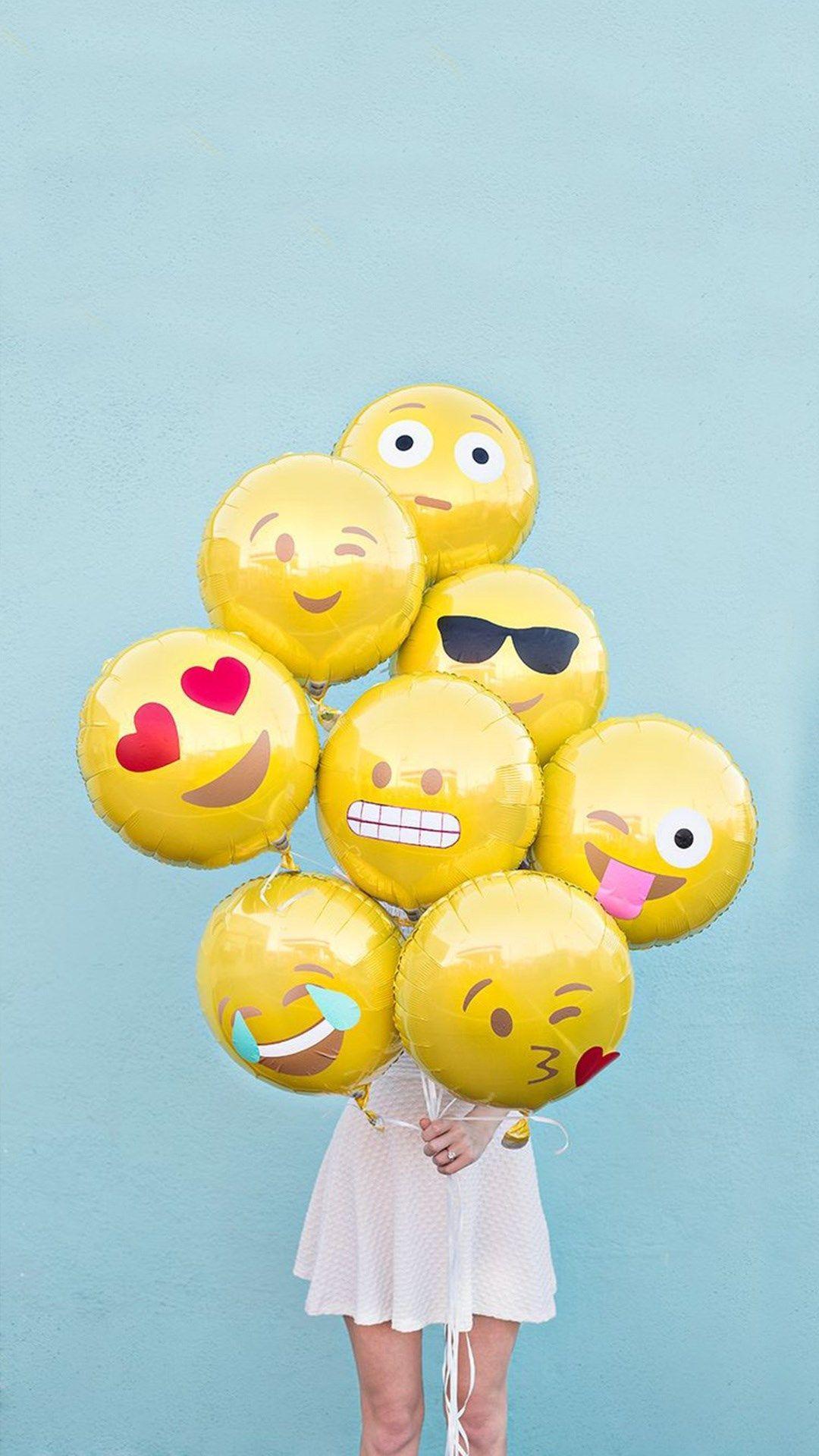 Cute Emoji Wallpapers - Wallpaper Cave