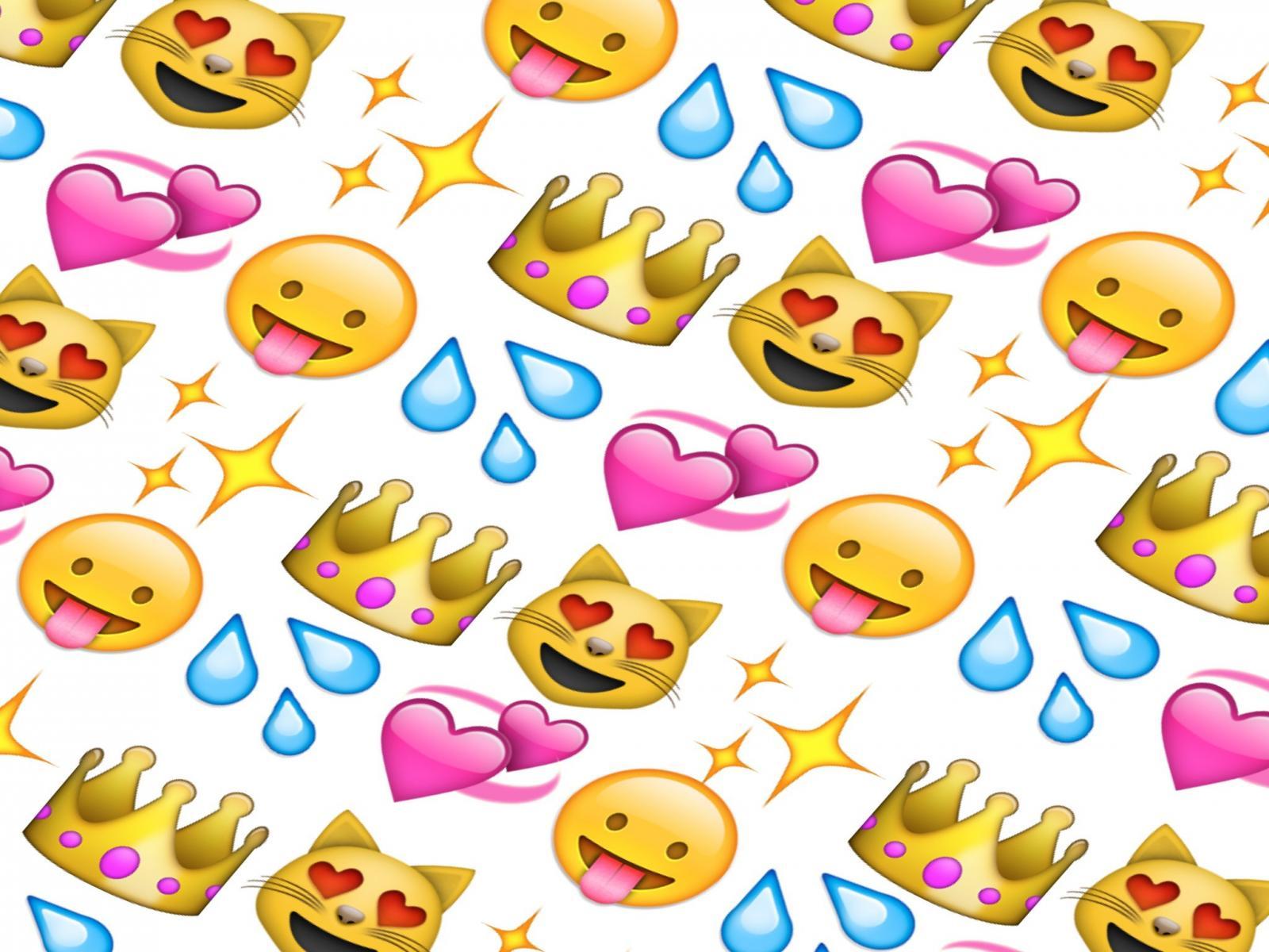 Cute Emoji Wallpapers Wallpaper Cave