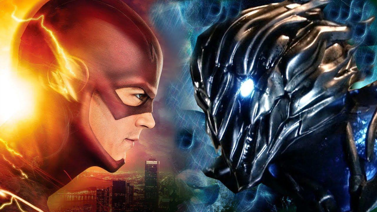 The Flash Vs Savitar The God Of Speed Wallpapers Wallpaper Cave