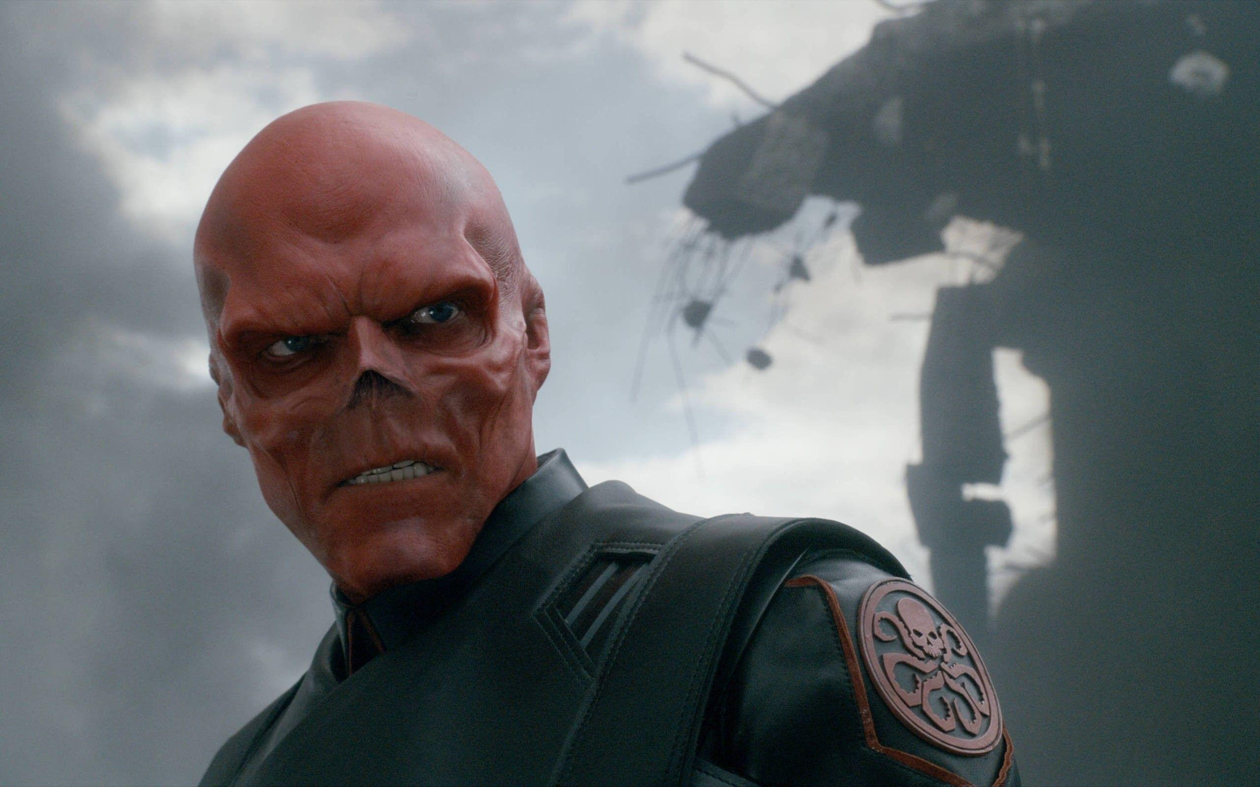 Movies Hydra Red Skull Captain America Avenger HD Wallpapers