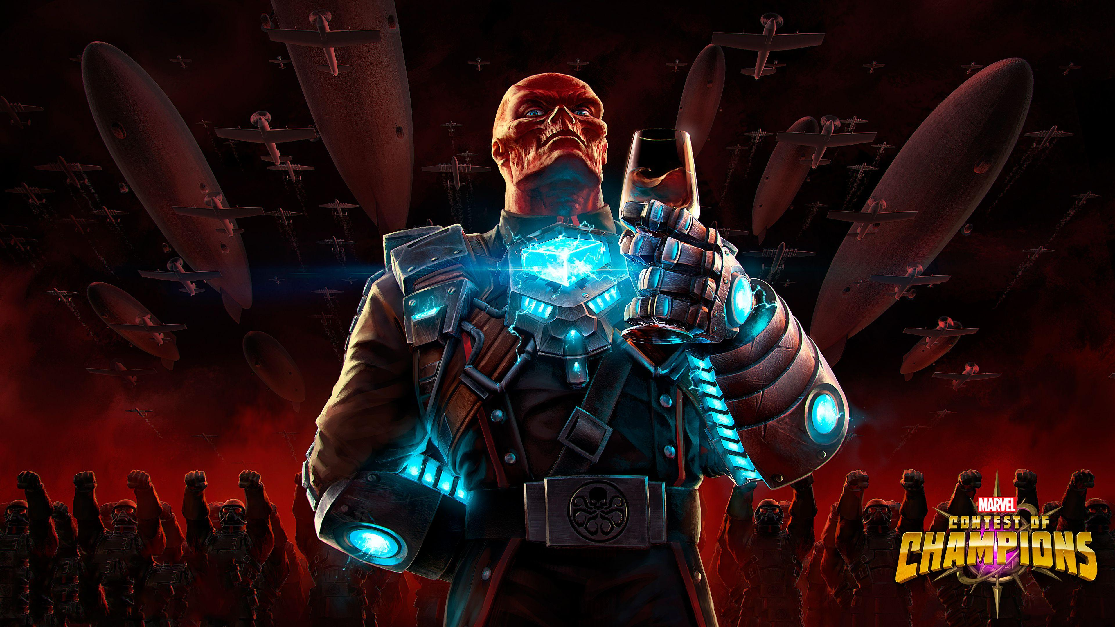 14888 Red Skull pictures free for desktop