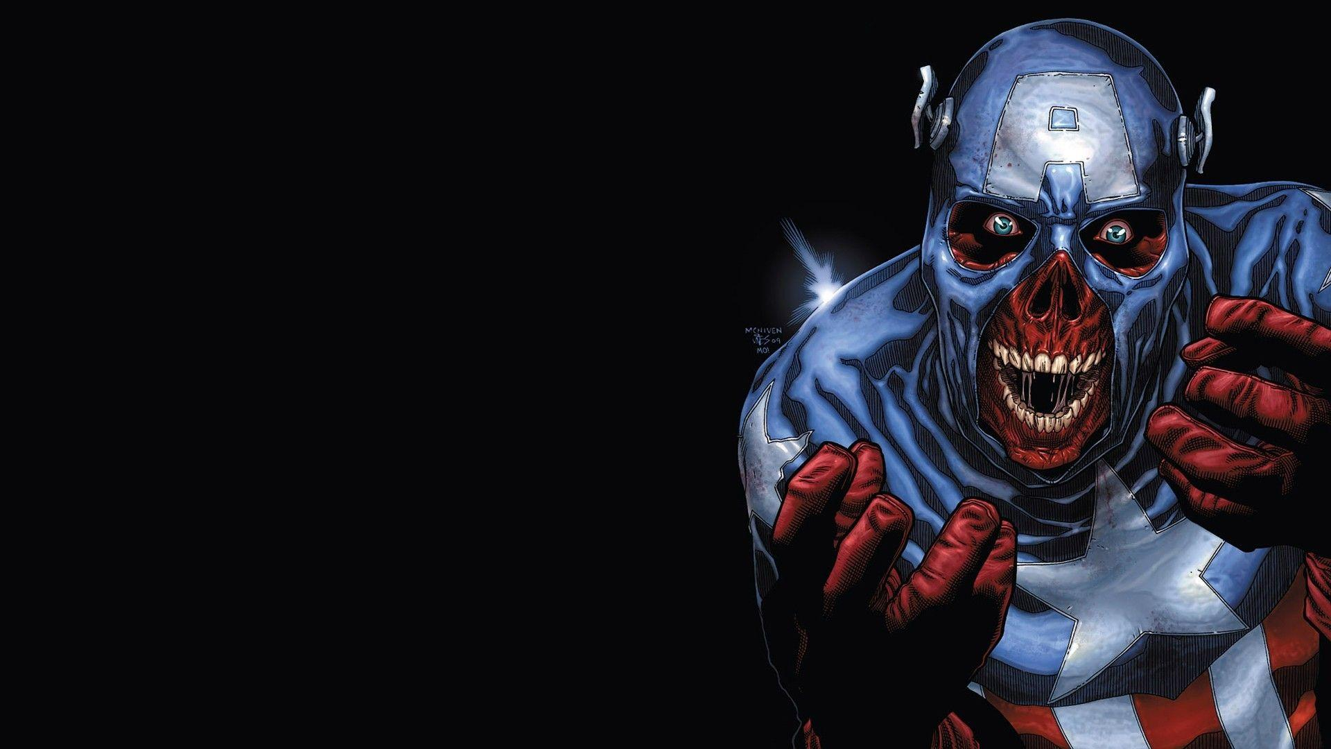 Red Skull Wallpapers