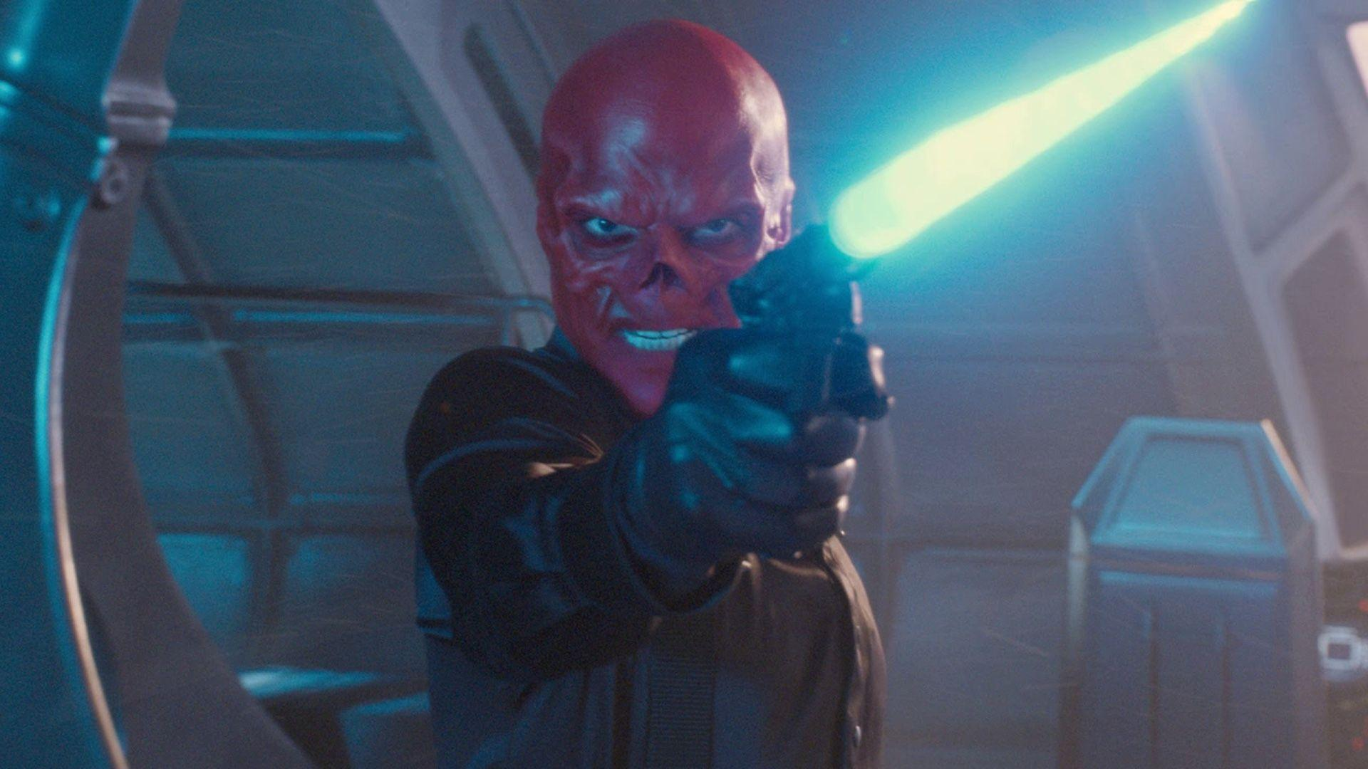 Hugo Weaving Talks About Playing Red Skull and If He'll Be Back