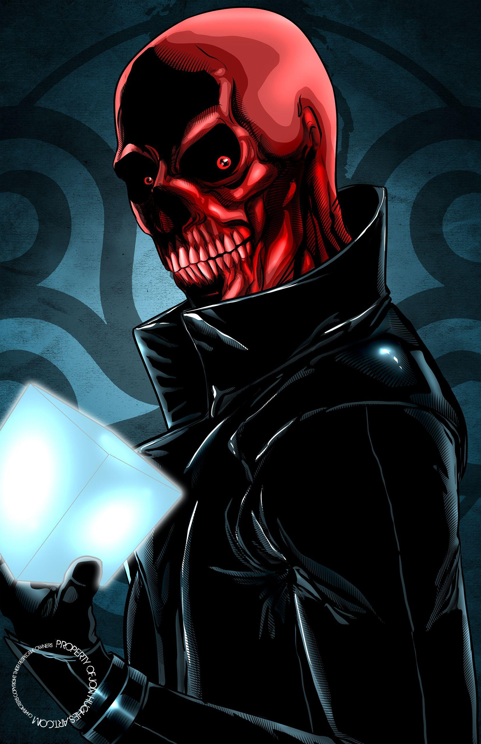 Pictures of Red Skull Marvel Wallpapers