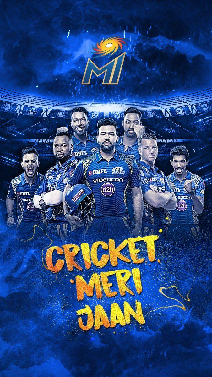 Mumbai Indians on Twitter: The perfect phone wallpapers! Paltan
