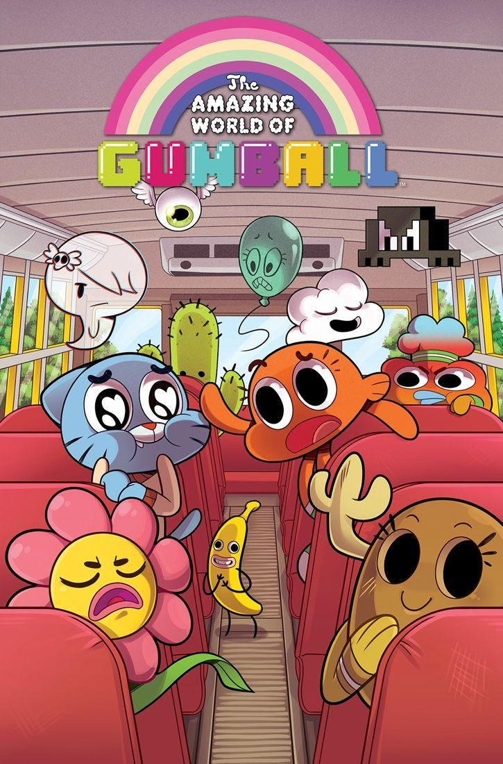 Gumball Watterson Wallpapers Wallpaper Cave