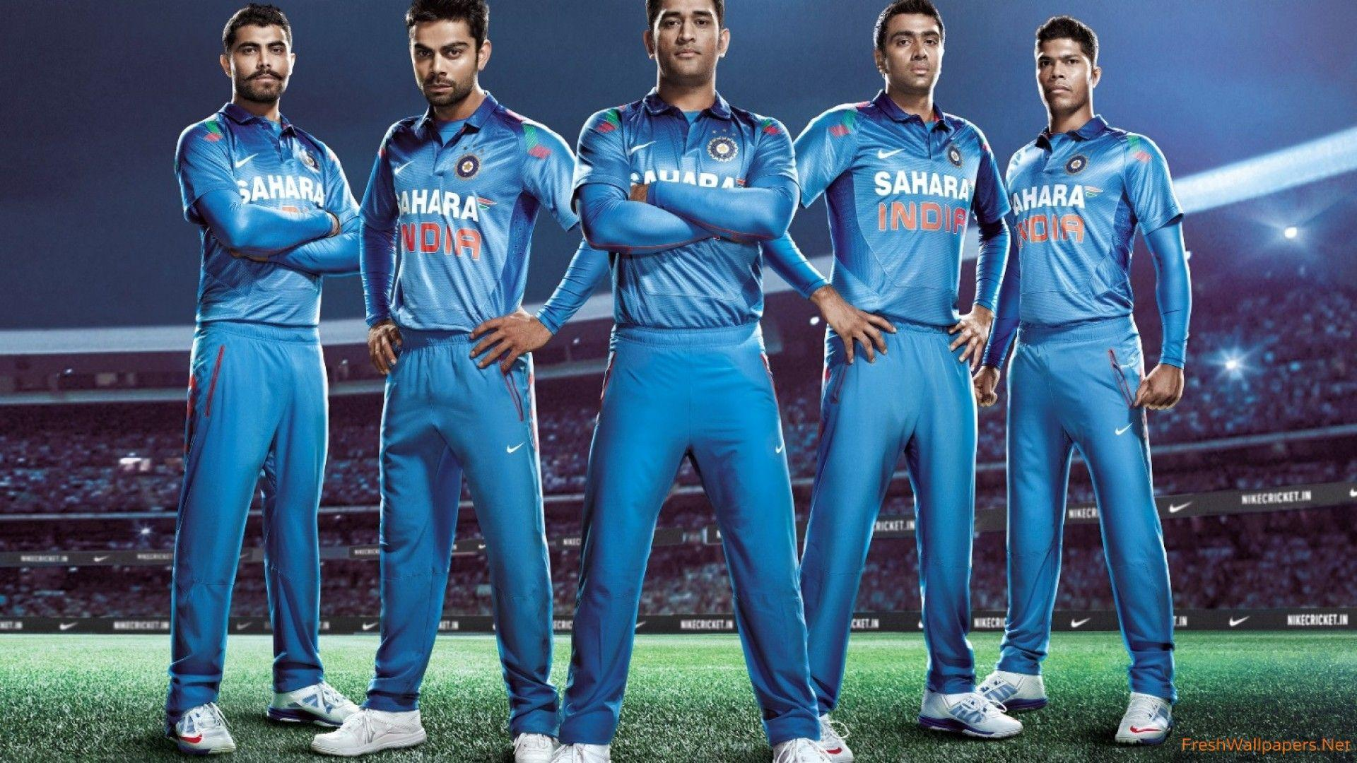 Indian Cricket Team 2015 wallpapers