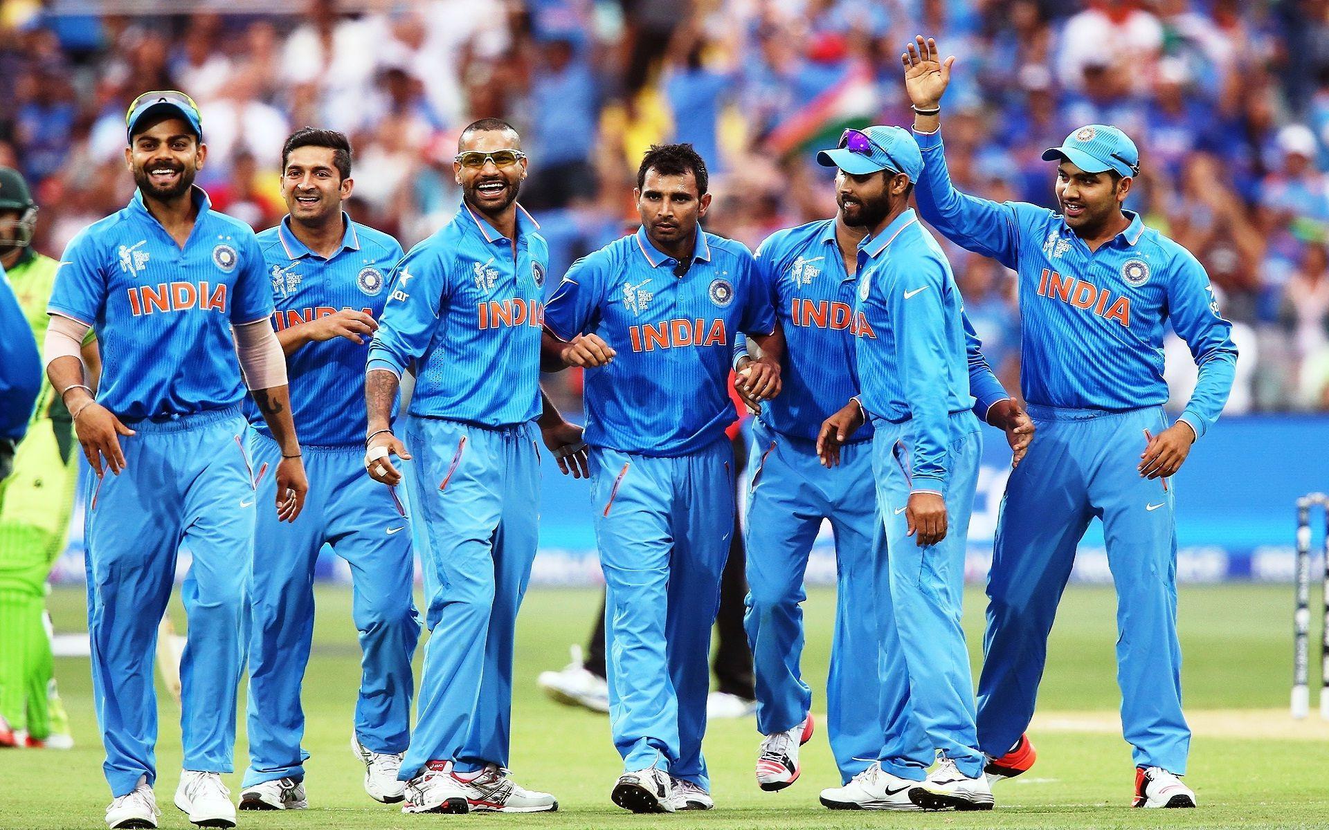 India Cricket Team Background 7